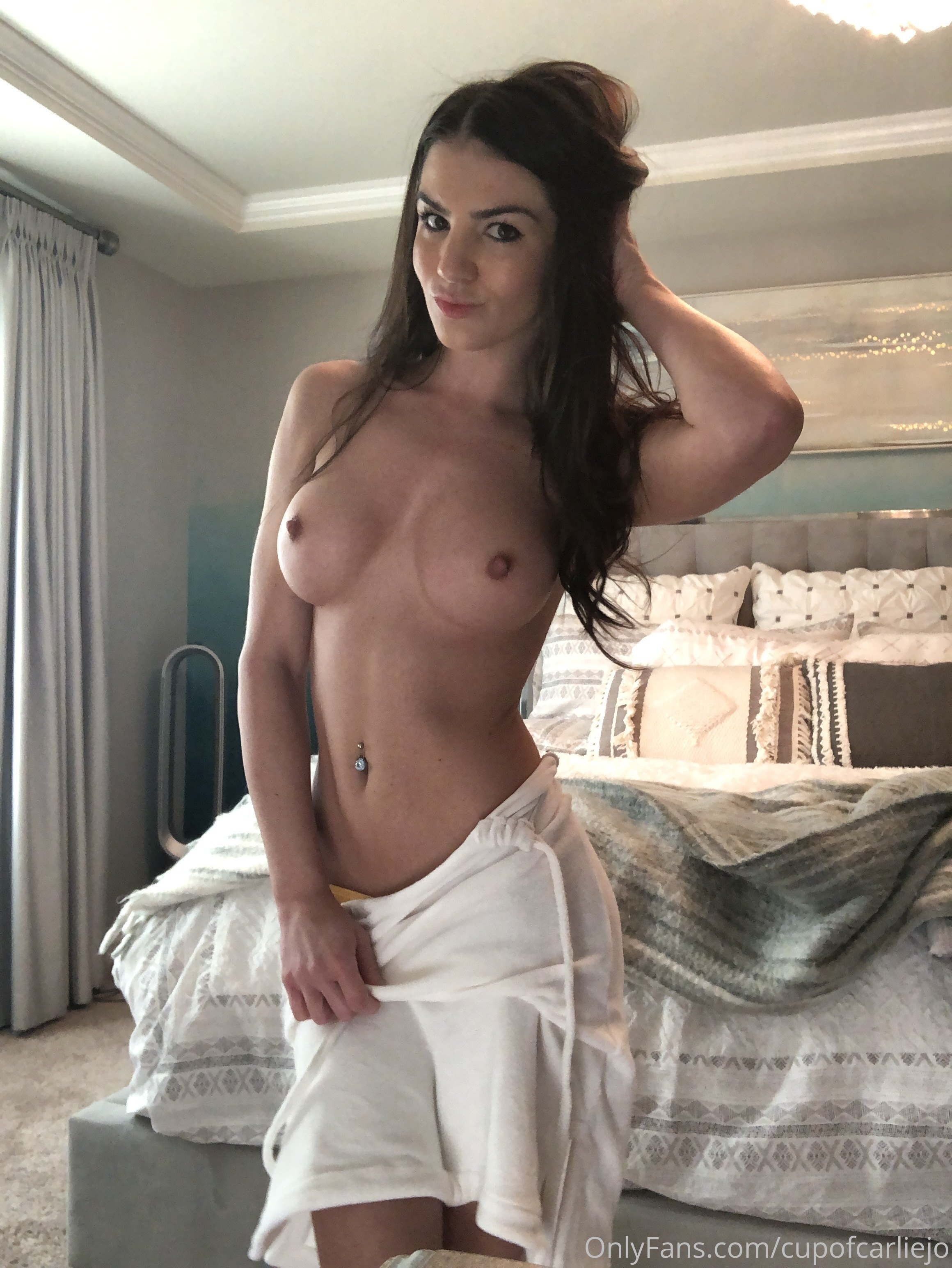 Carlie Jo Cupofcarliejo Onlyfans Nudes Leaks 23