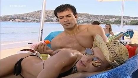 Όλες οι σέξι στιγμές με τη Ζέτα Δούκα, από τη σειρά του Mega, Η ώρα η καλή