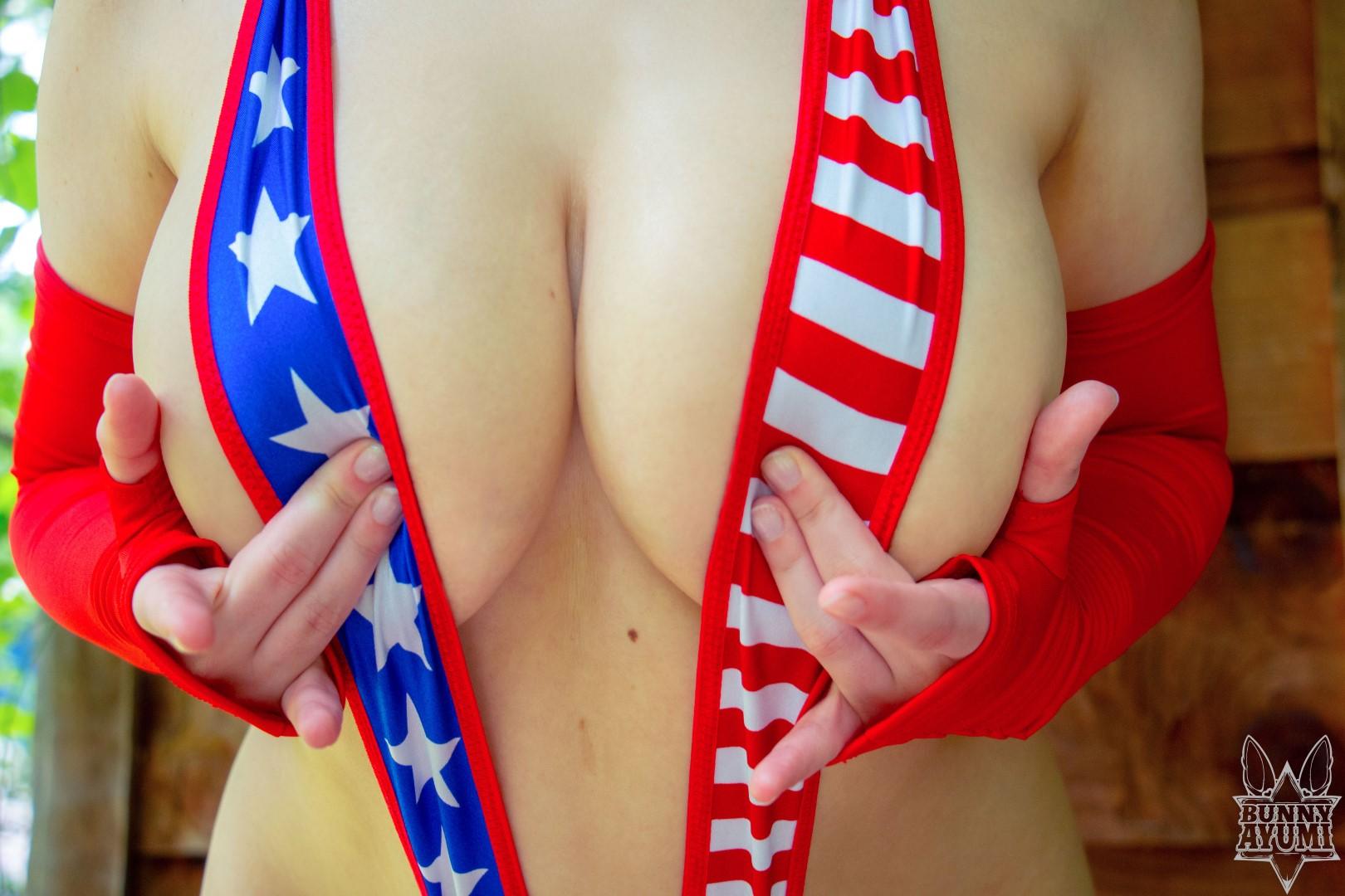 Bunnyayumi American Bikini 19
