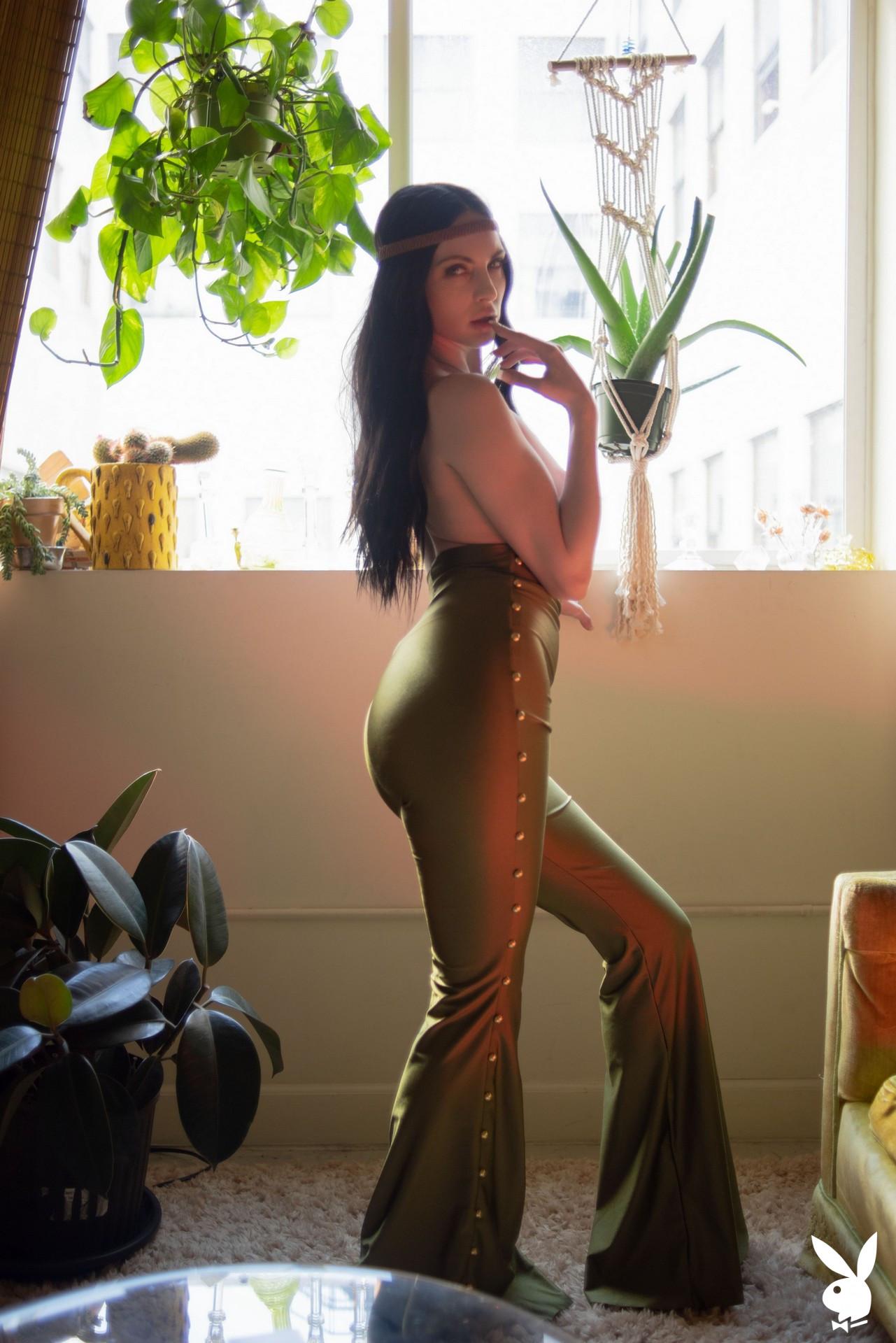 Carissa White In Vintage Dream Playboy Plus (13)