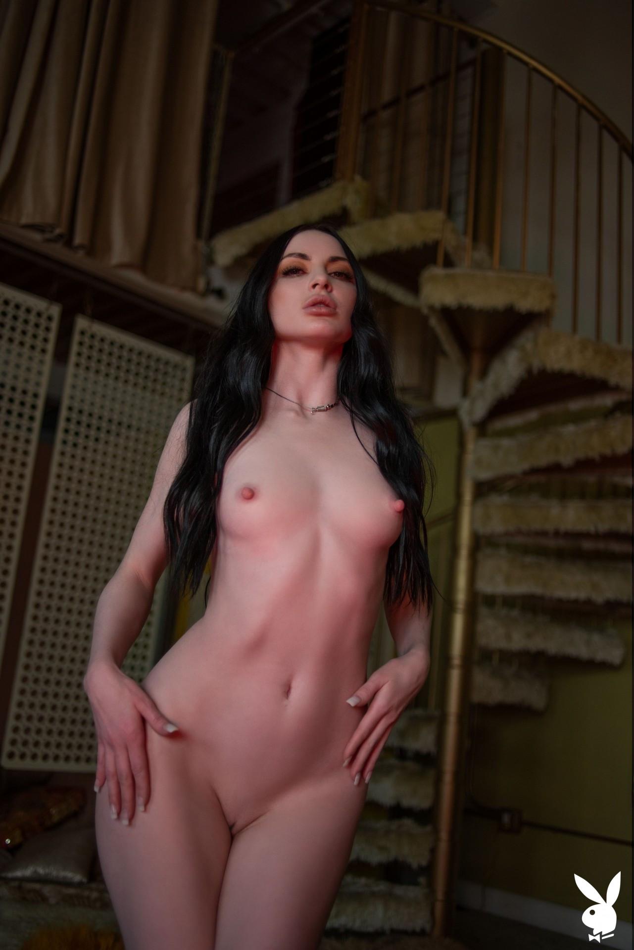 Carissa White In Vintage Dream Playboy Plus (26)