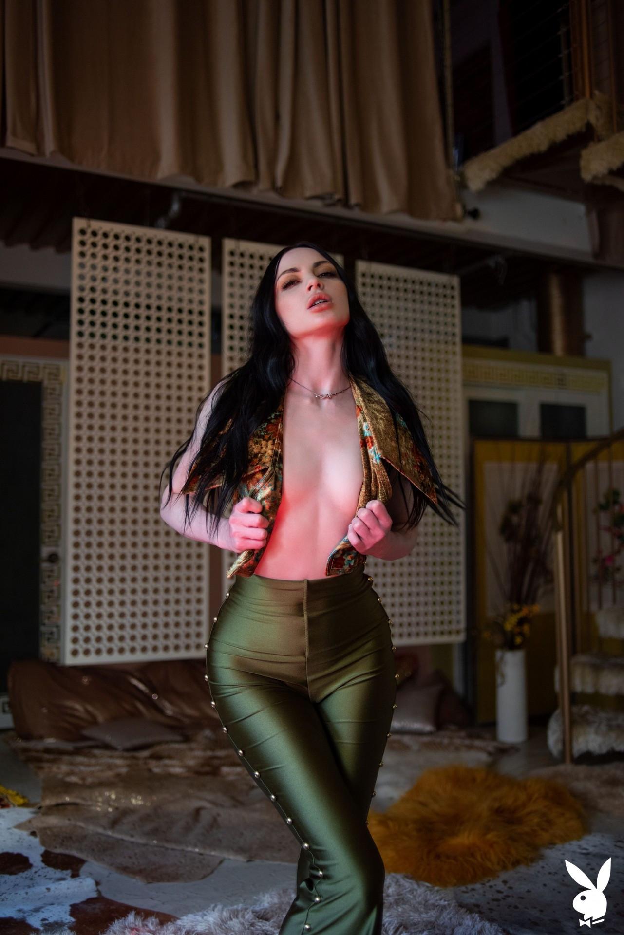 Carissa White In Vintage Dream Playboy Plus (5)