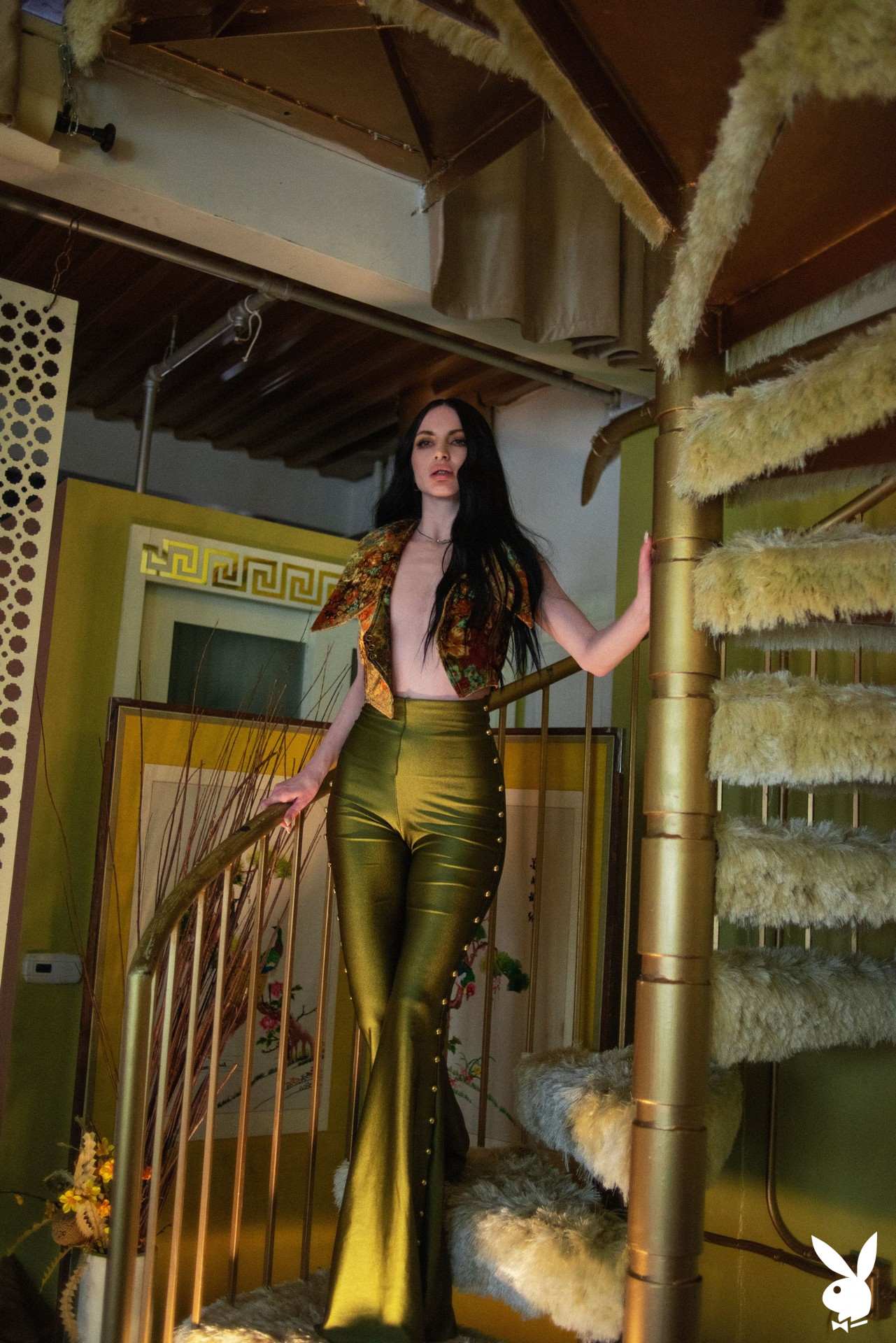 Carissa White In Vintage Dream Playboy Plus (8)