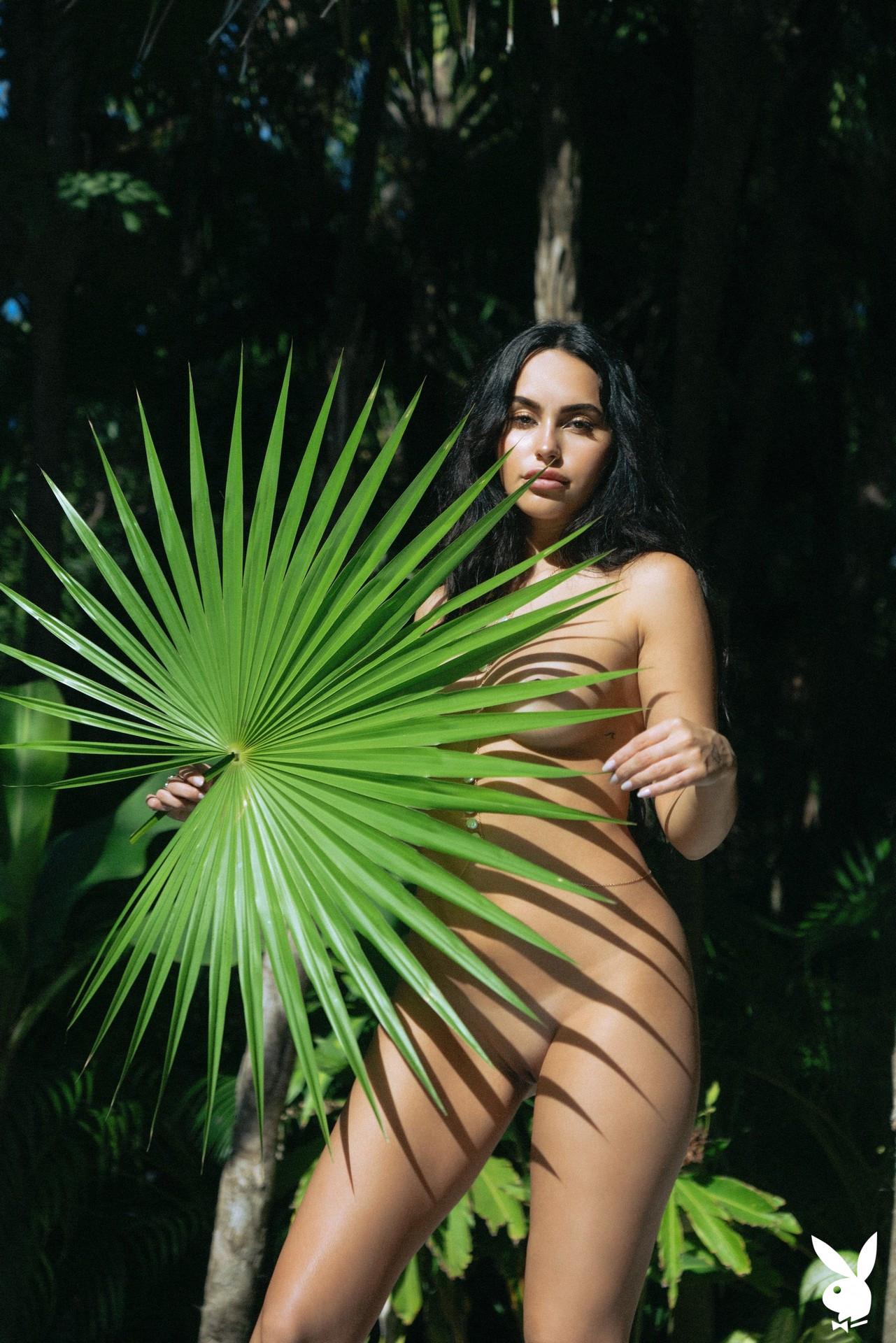 Claudia Tihan In Island Attitude Playboy Plus (12)