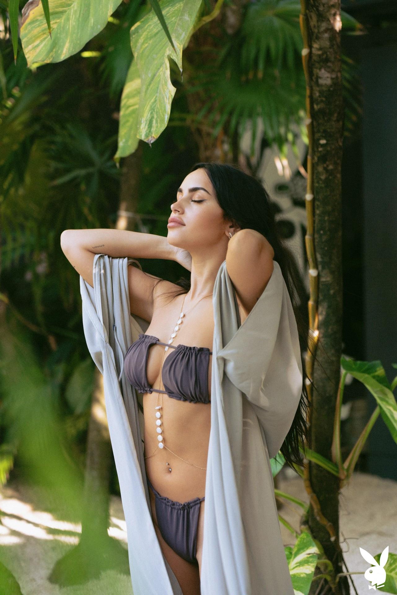 Claudia Tihan In Island Attitude Playboy Plus (2)