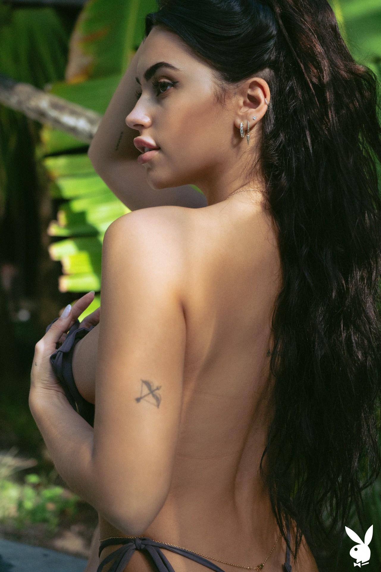 Claudia Tihan In Island Attitude Playboy Plus (7)