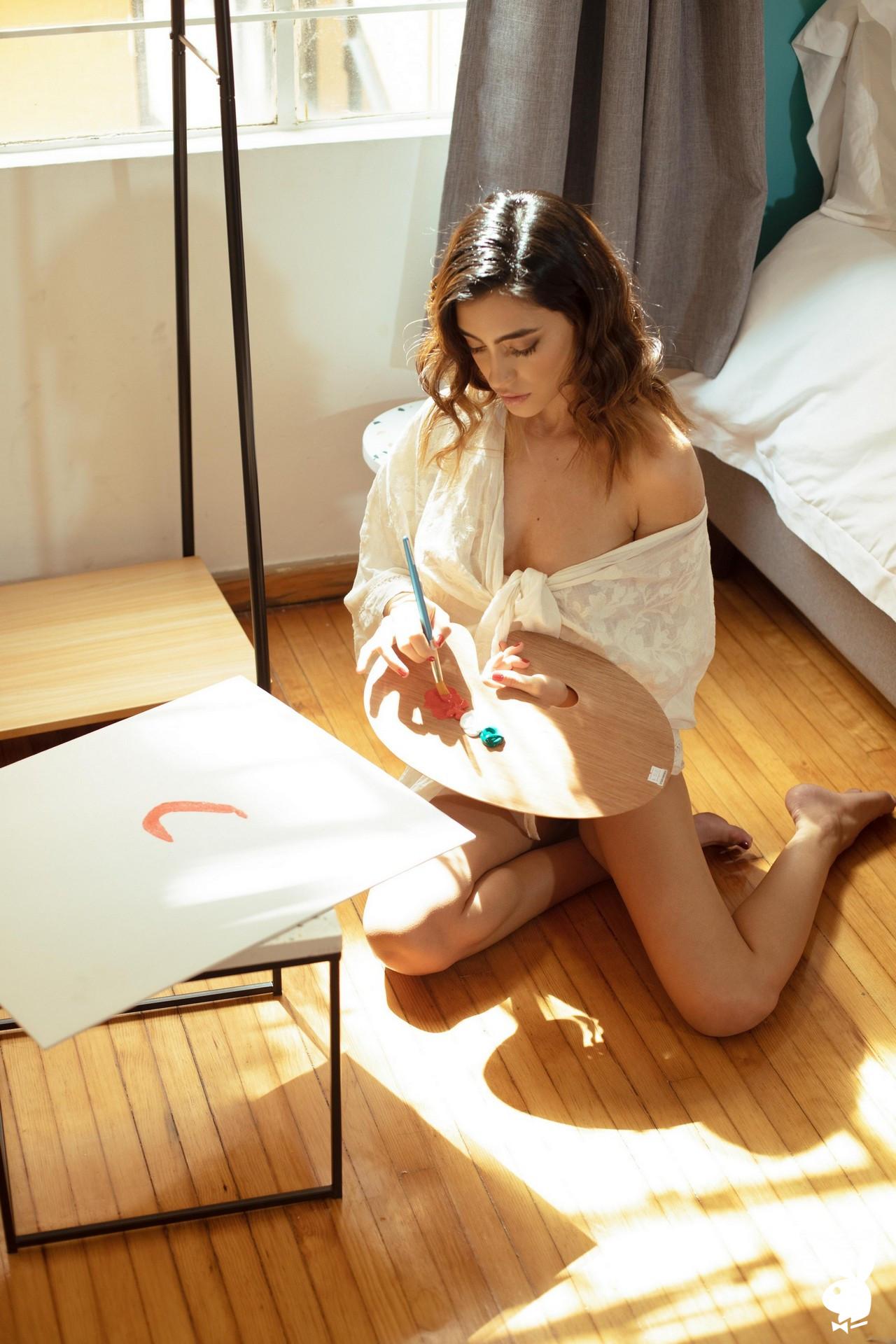 Danny Hernandez In State Of The Art Playboy Plus (3)