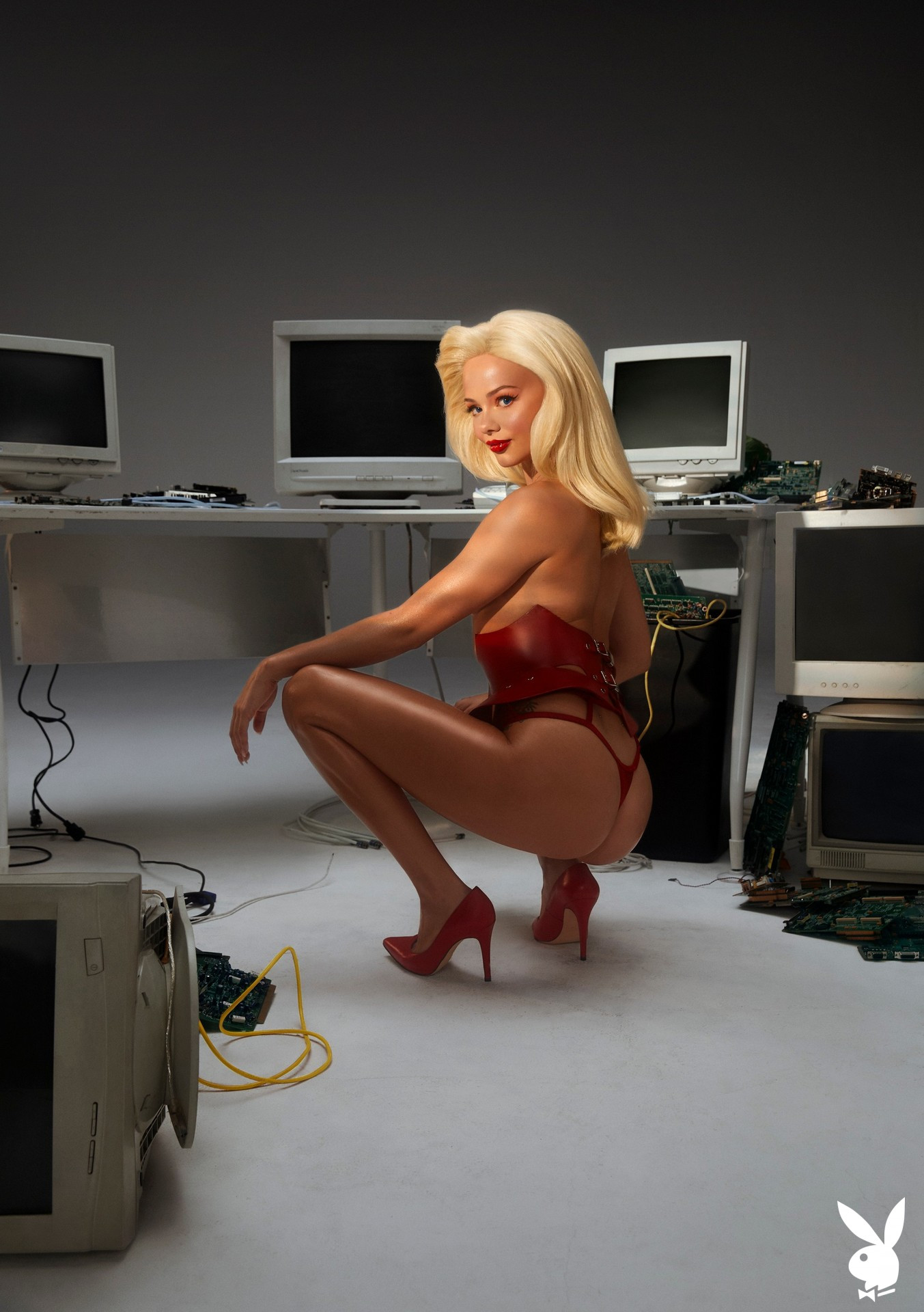 Elsa Jean Playboy Outtakes Playboy Plus (4)