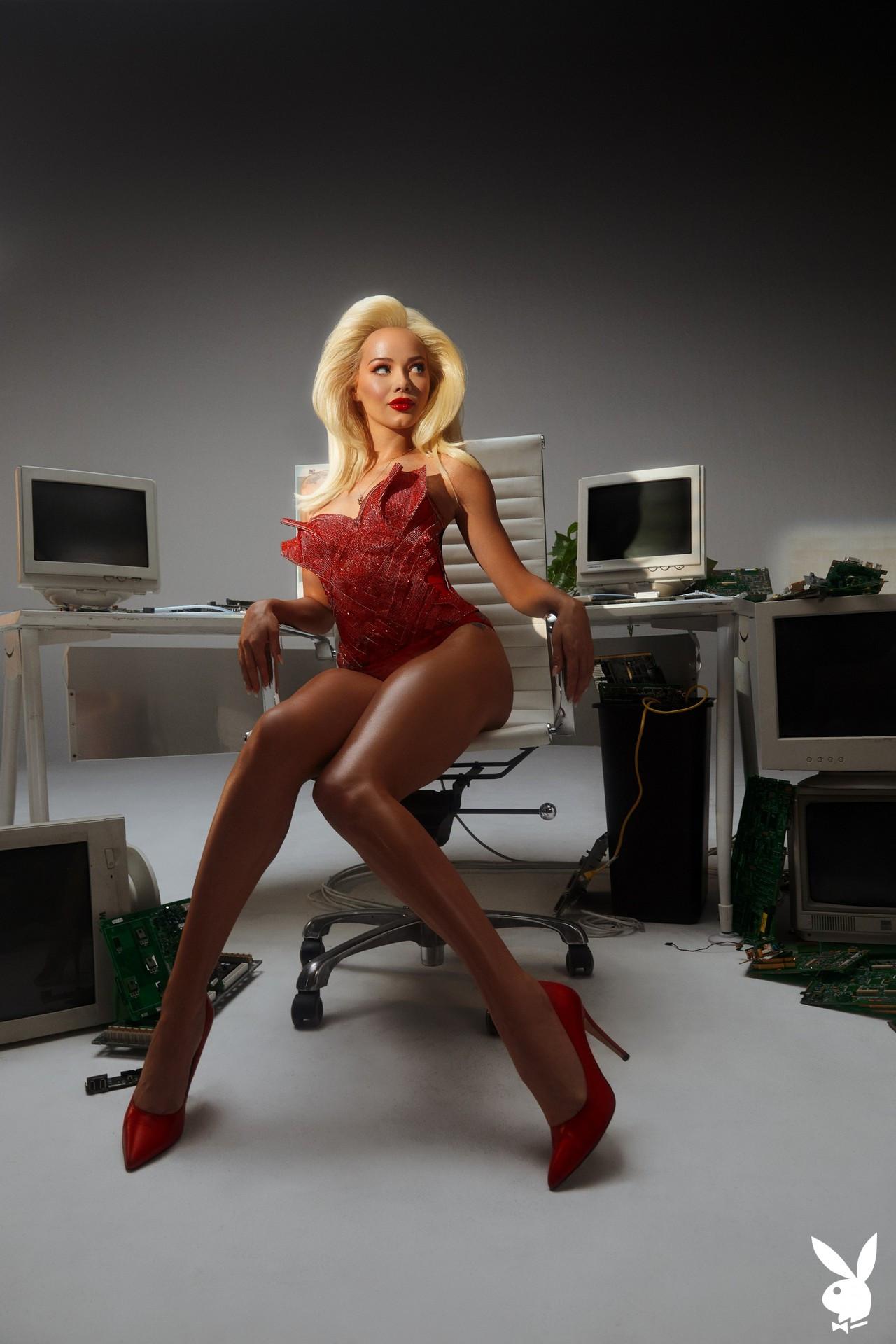 Elsa Jean Playboy Outtakes Playboy Plus (5)