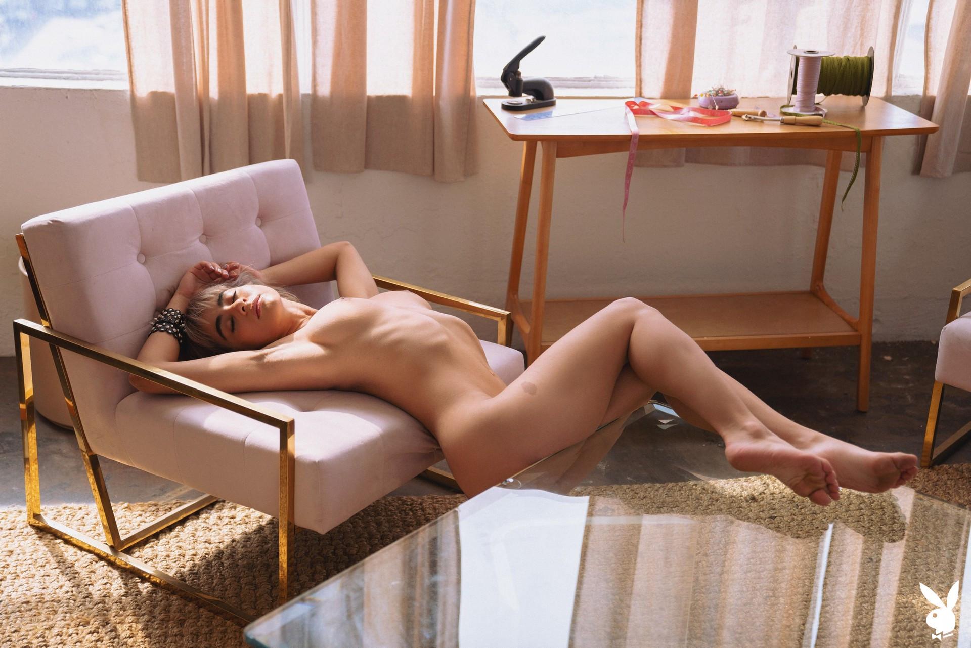 Mia Valentine In Custom Made Playboy Plus (20)