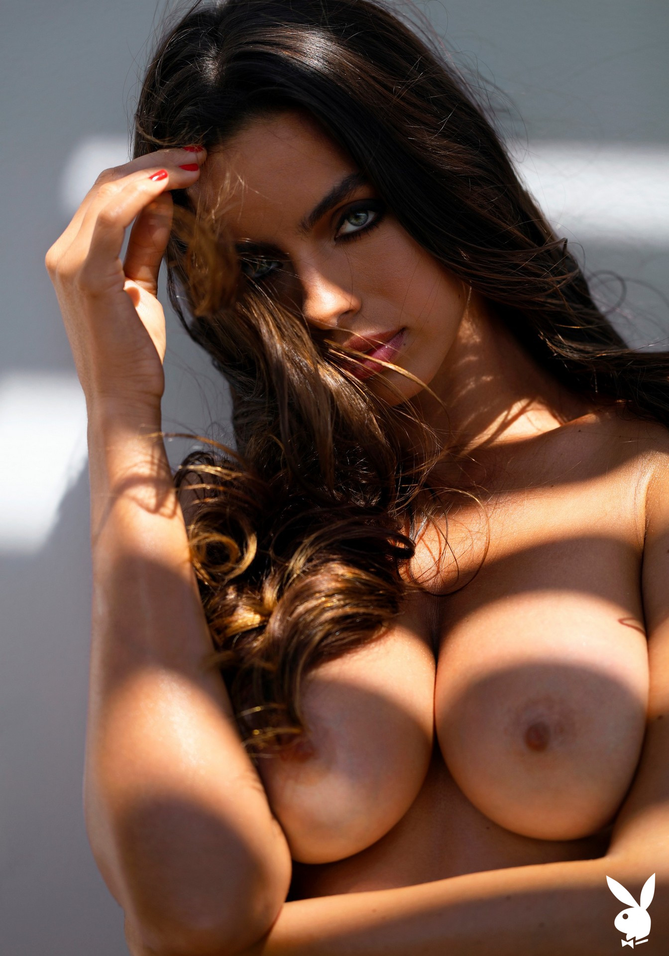 Priscilla Huggins In Playboy Mexico Playboy Plus (20)