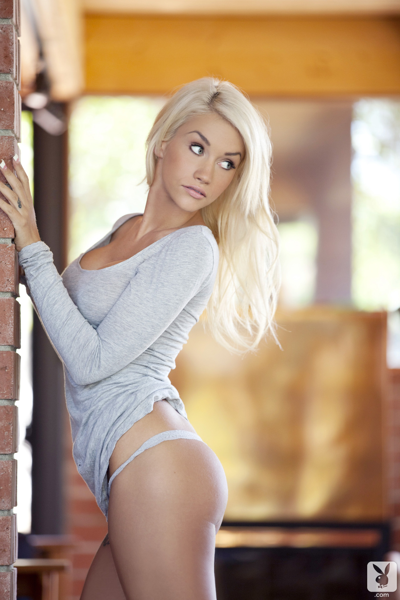 Taylor Seinturier Cybergirl Of The Month July 2012 Blonde Lust (35)