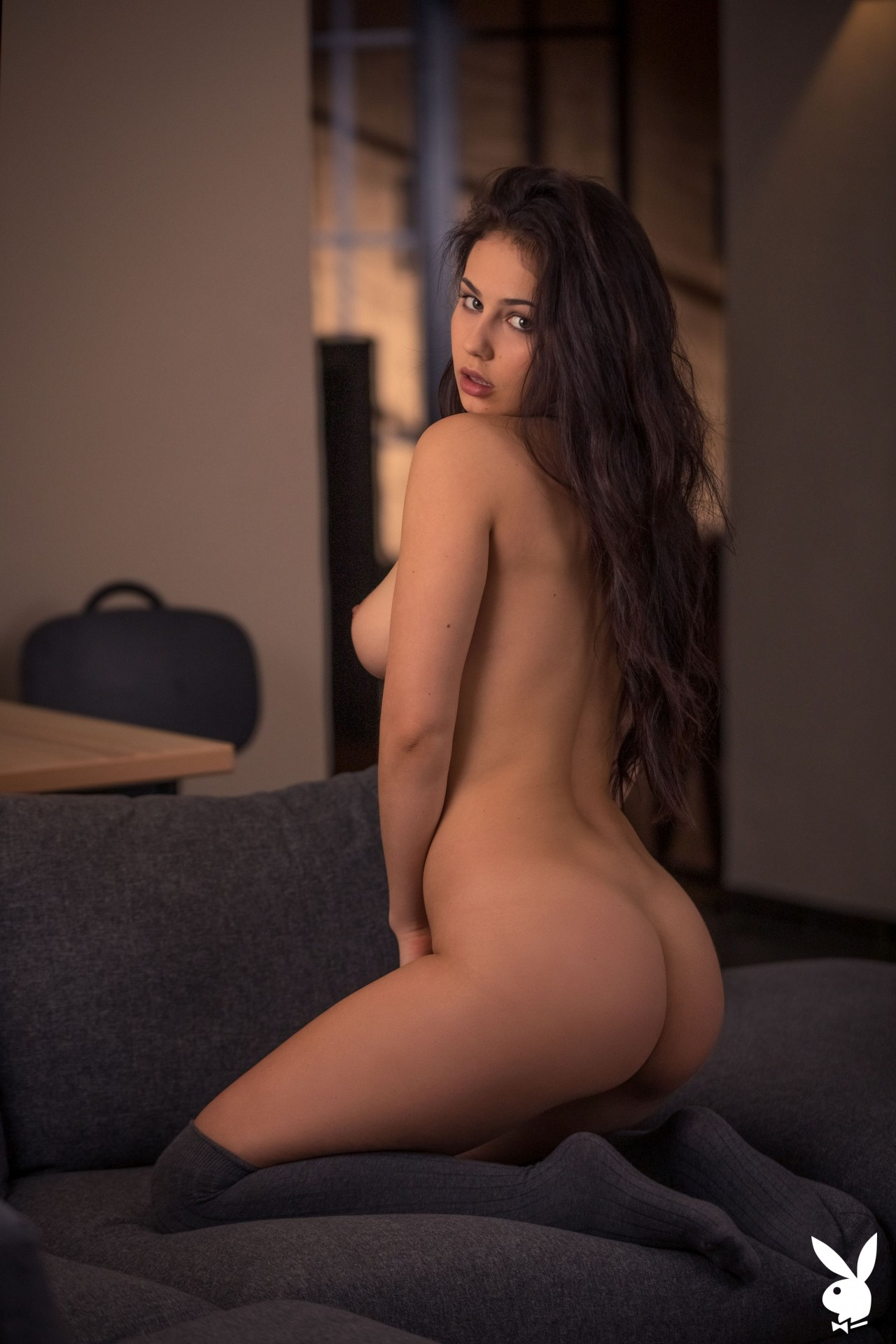 Sophie Limma In Casual Charm Playboy Plus (19)
