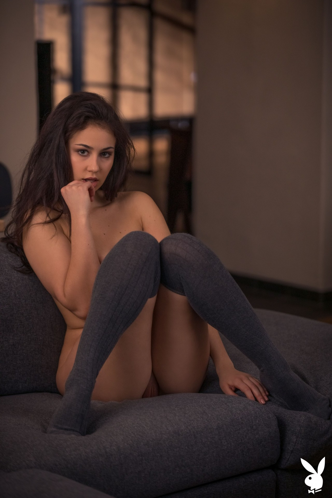 Sophie Limma In Casual Charm Playboy Plus (23)