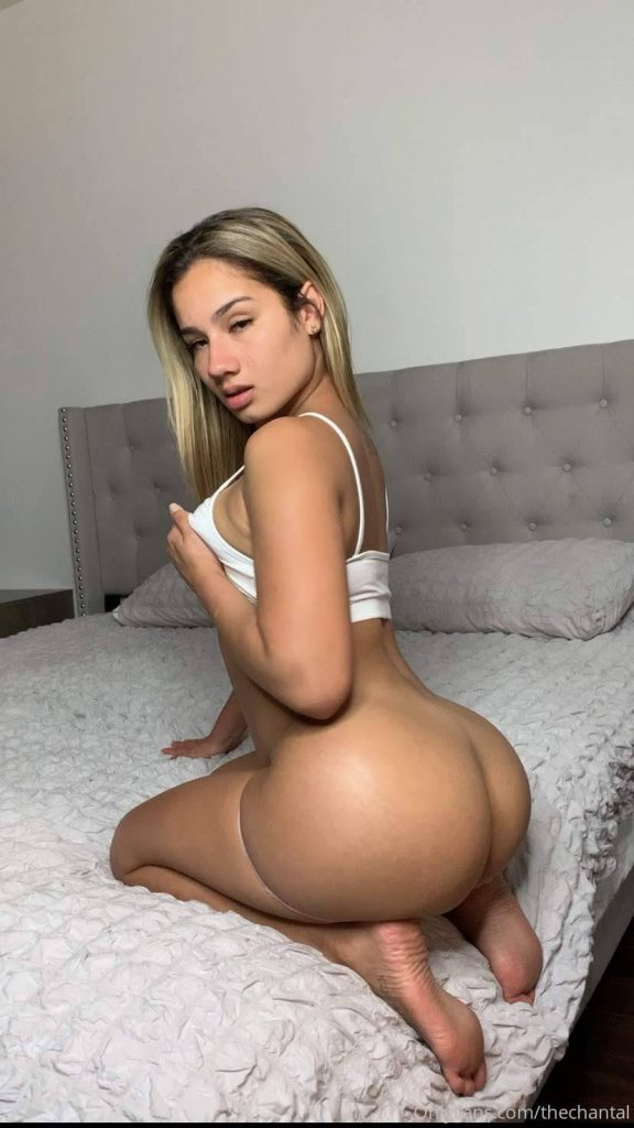 Thechantal Nude The Chantal Mia Onlyfans Leaked! 0062