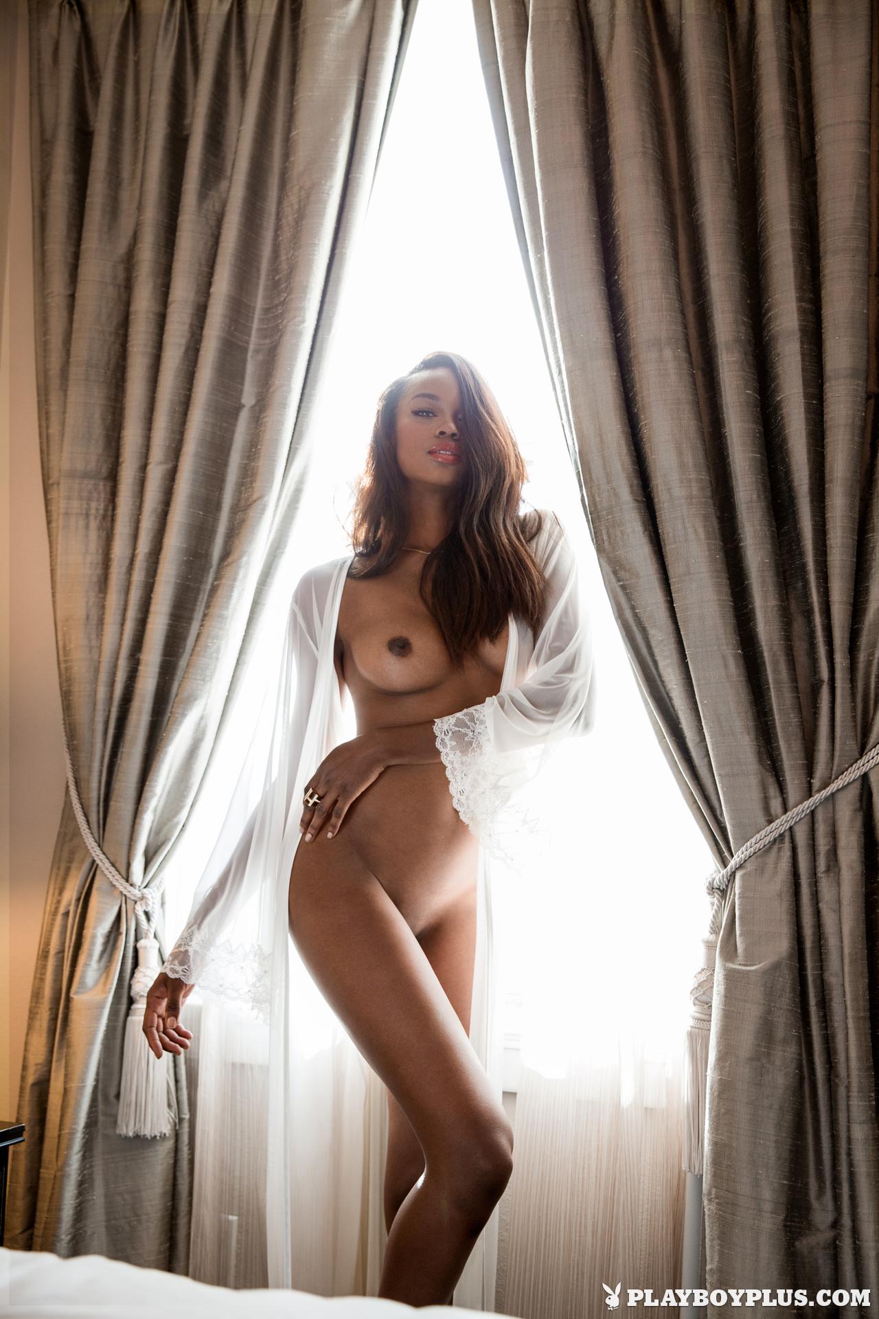 Eugena Washington In Low Key Playboy Plus Happy Birthday Eugena! (11)