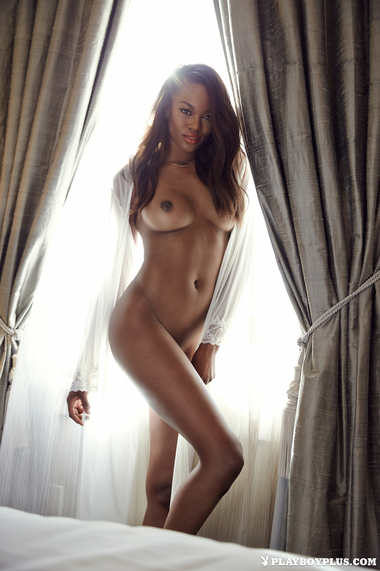 Eugena Washington In Low Key Playboy Plus Happy Birthday Eugena! (12)