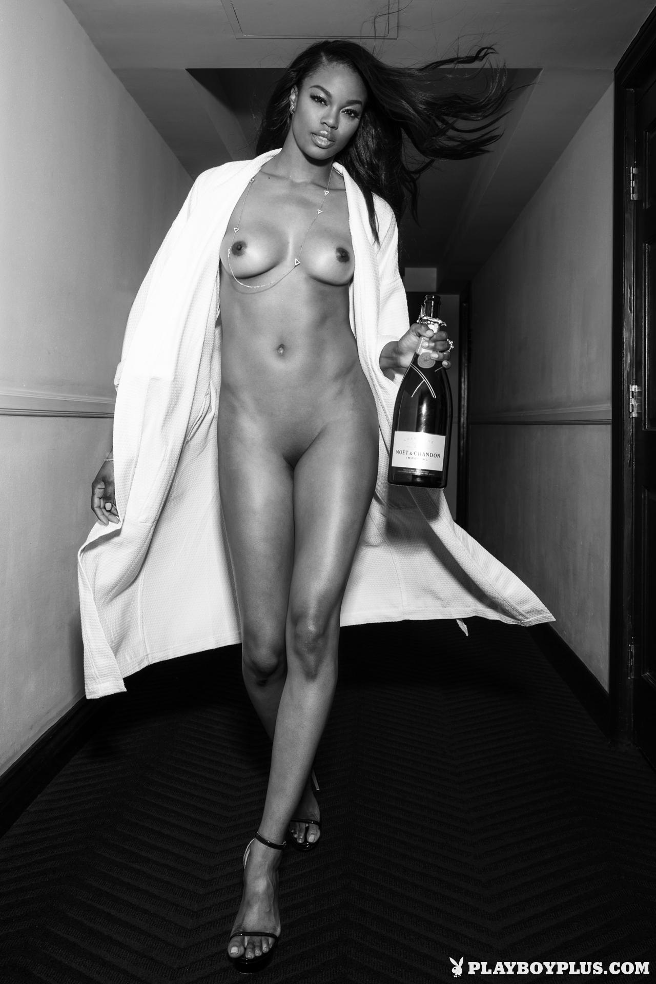Eugena Washington In Low Key Playboy Plus Happy Birthday Eugena! (13)