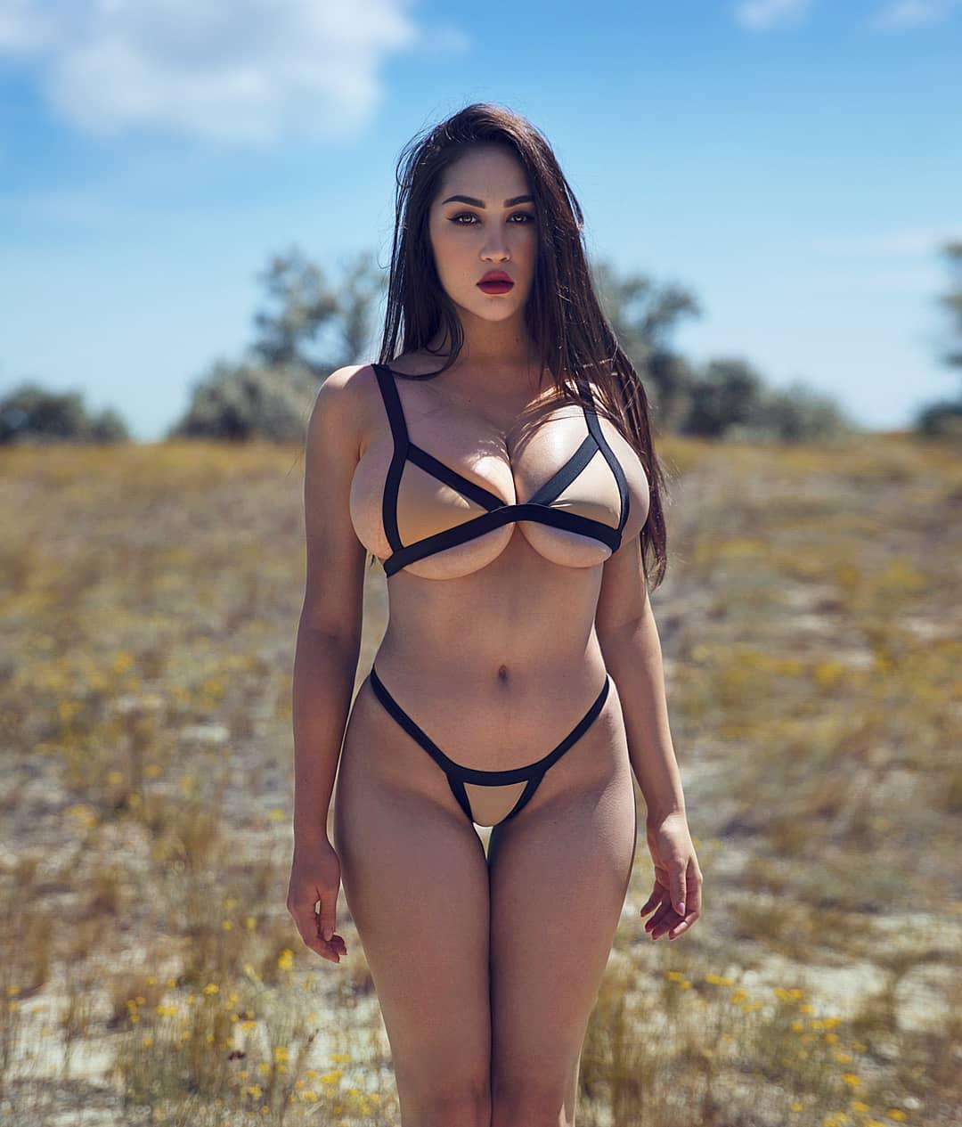 Louisa Khovanski Nude Onlyfans Leaked 0033