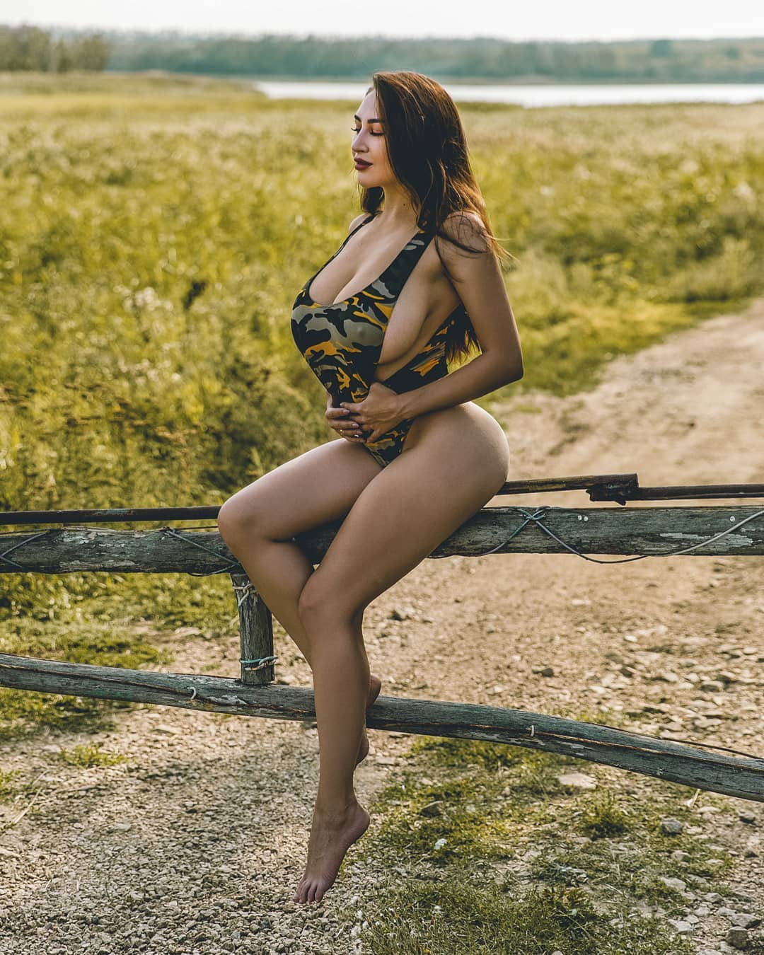 Louisa Khovanski Nude Onlyfans Leaked 0039
