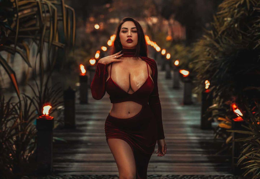 Louisa Khovanski Nude Onlyfans Leaked 0064