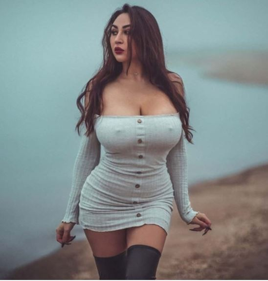 Louisa Khovanski Nude Onlyfans Leaked 0071