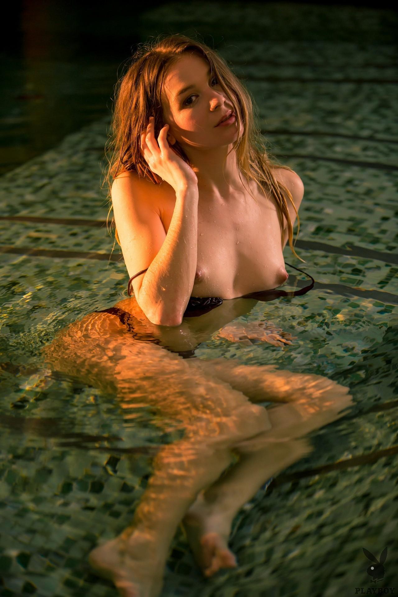Sea Rose In Glowing Grace Playboy Plus (26)
