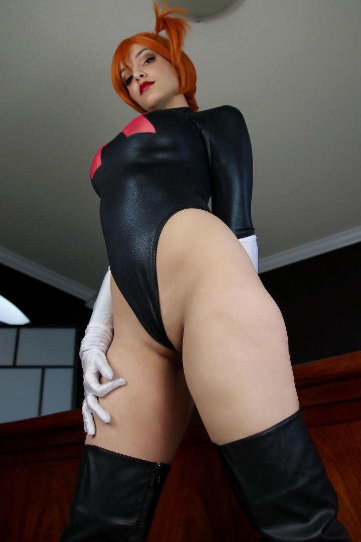 Tenleid Misty Rocket Nude Cosplay Photos 0003