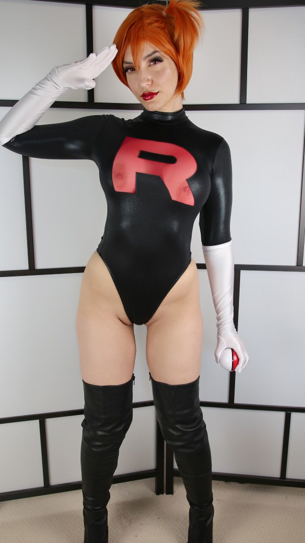 Tenleid Misty Rocket Nude Cosplay Photos 0015