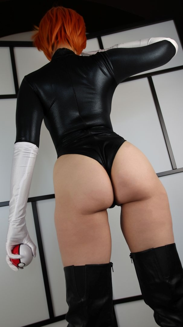 Tenleid Misty Rocket Nude Cosplay Photos 0018