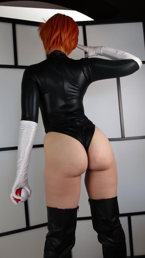Tenleid Misty Rocket Nude Cosplay Photos 0023