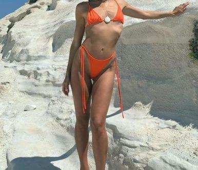 Η Ιωάννα Σαρρή … που γνωρίσαμε στο Next Top Model 2 !