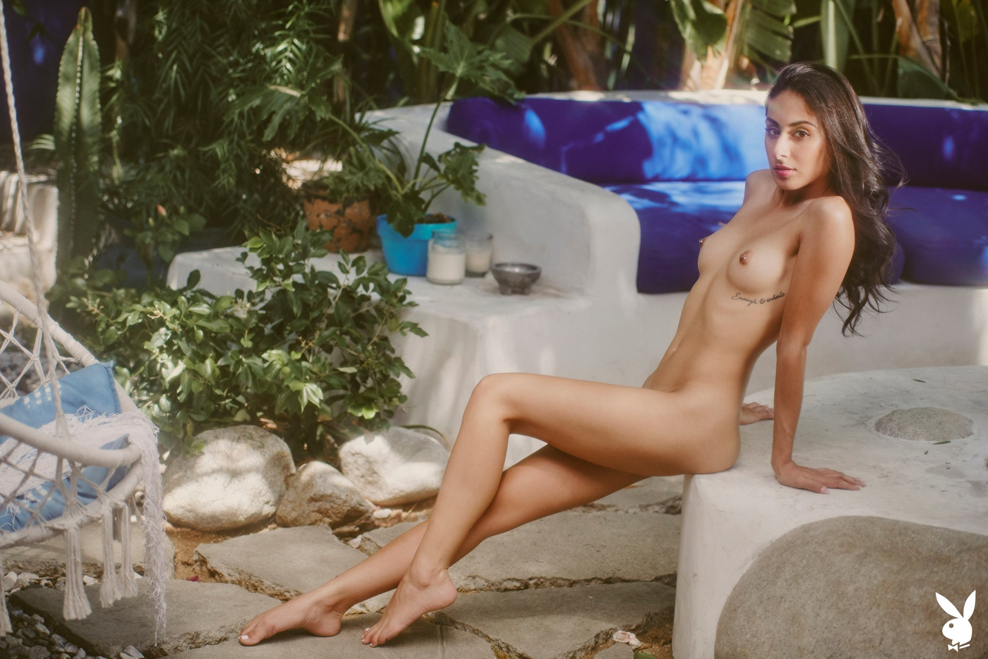 Leighla Habib In Perfect Place Playboy Plus (24)