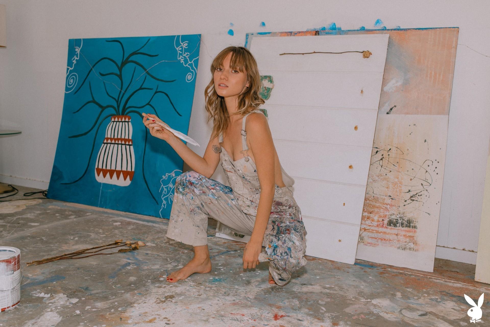 Nastasia Celeste In Creative Space Playboy Plus (2)