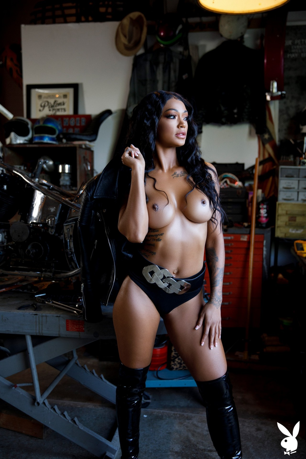 Harley Dean In Biker Chic Playboy Plus (15)