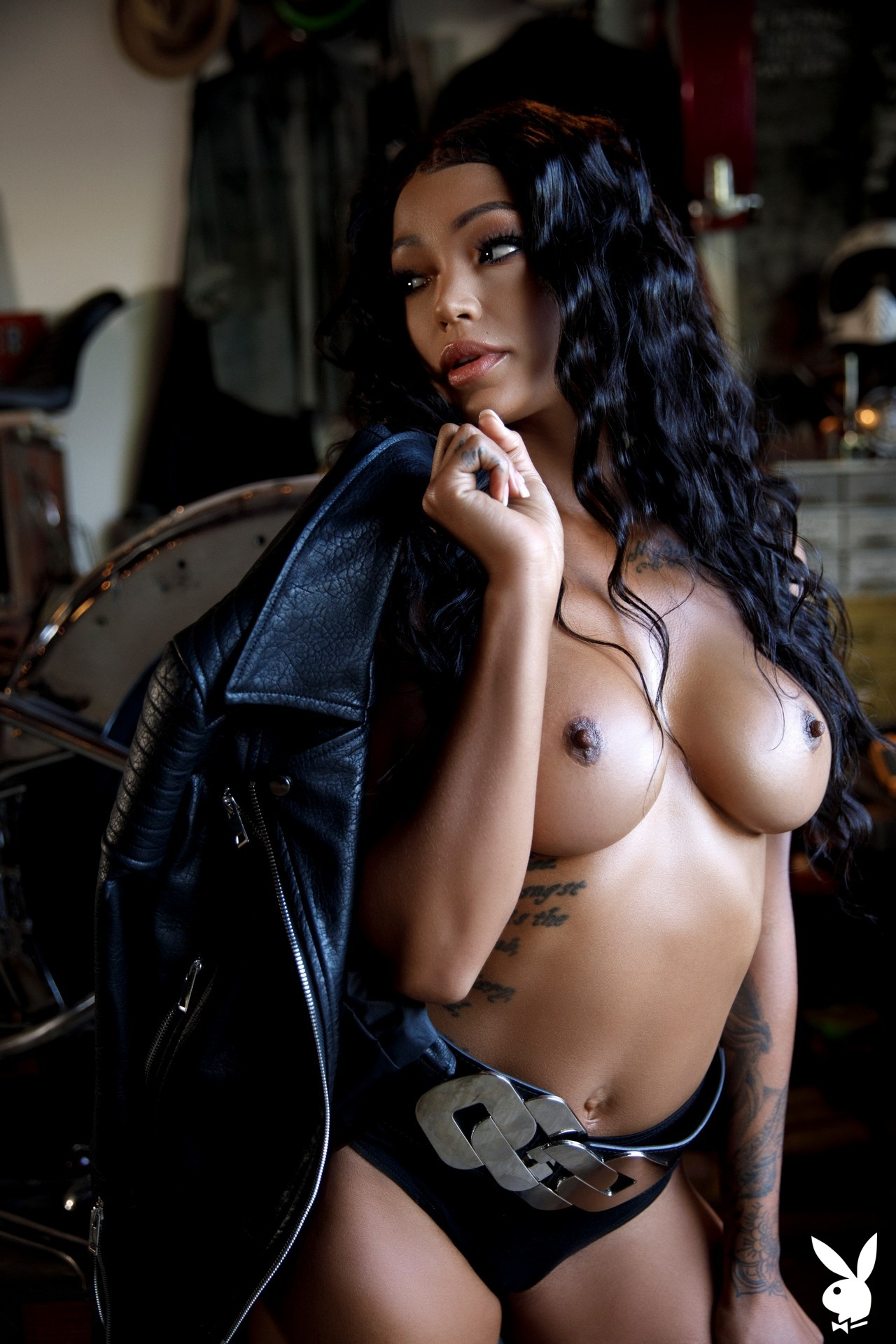 Harley Dean In Biker Chic Playboy Plus (16)