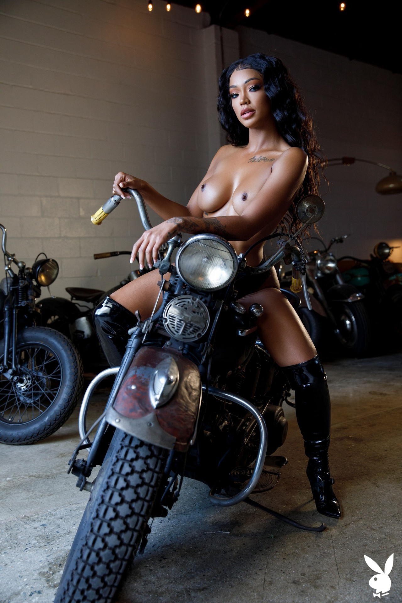 Harley Dean In Biker Chic Playboy Plus (23)