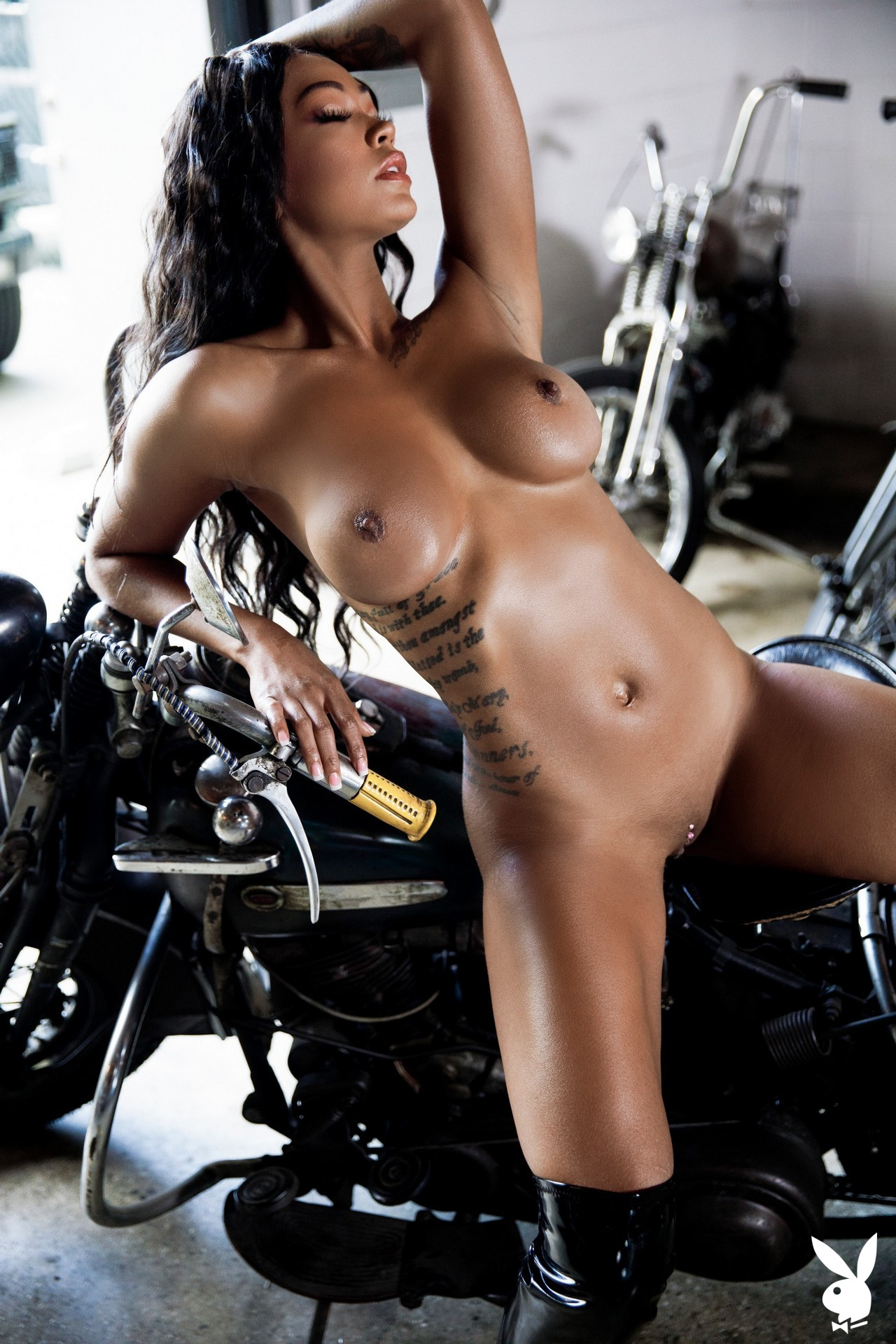 Harley Dean In Biker Chic Playboy Plus (26)