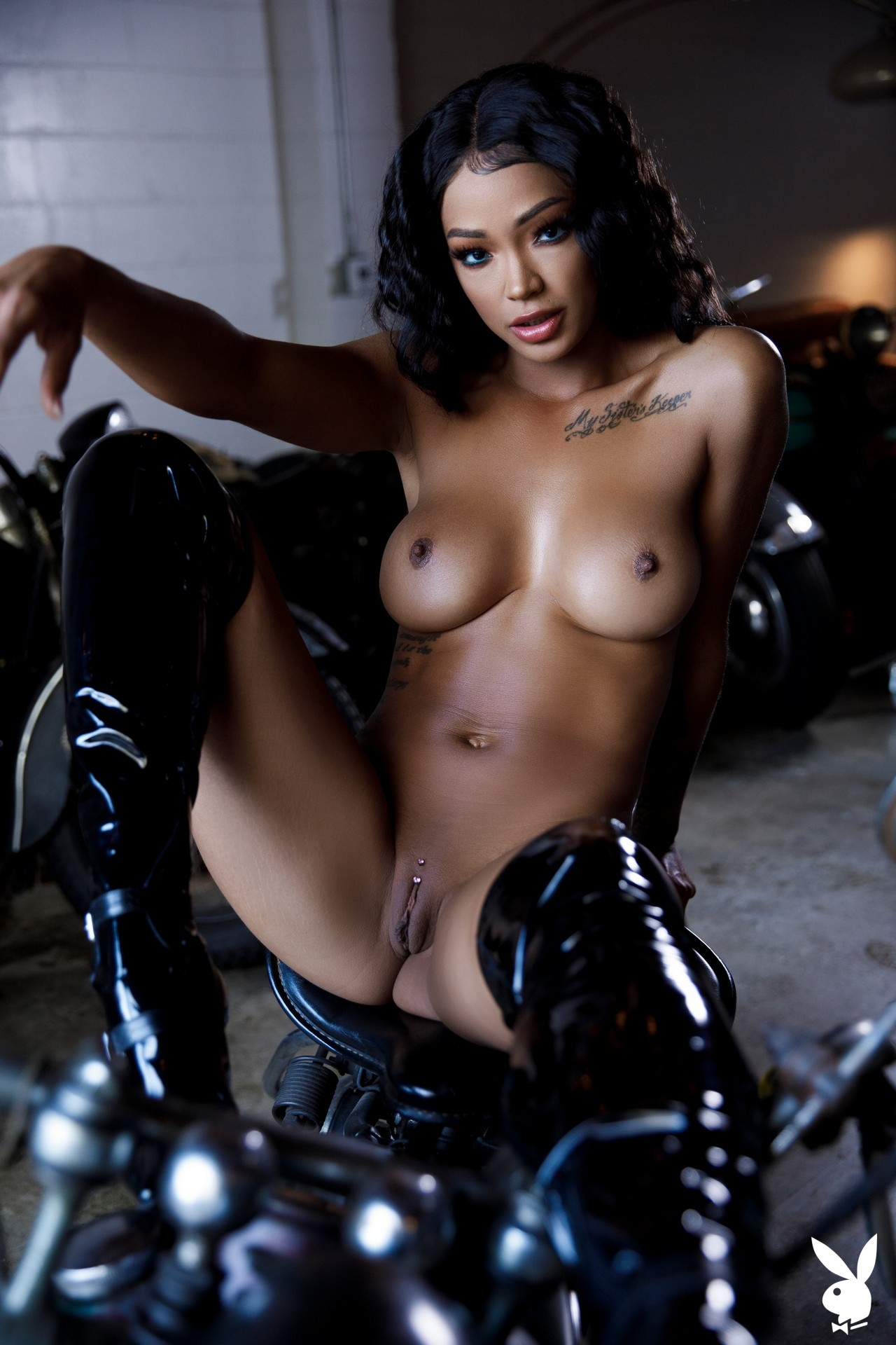 Harley Dean In Biker Chic Playboy Plus (29)