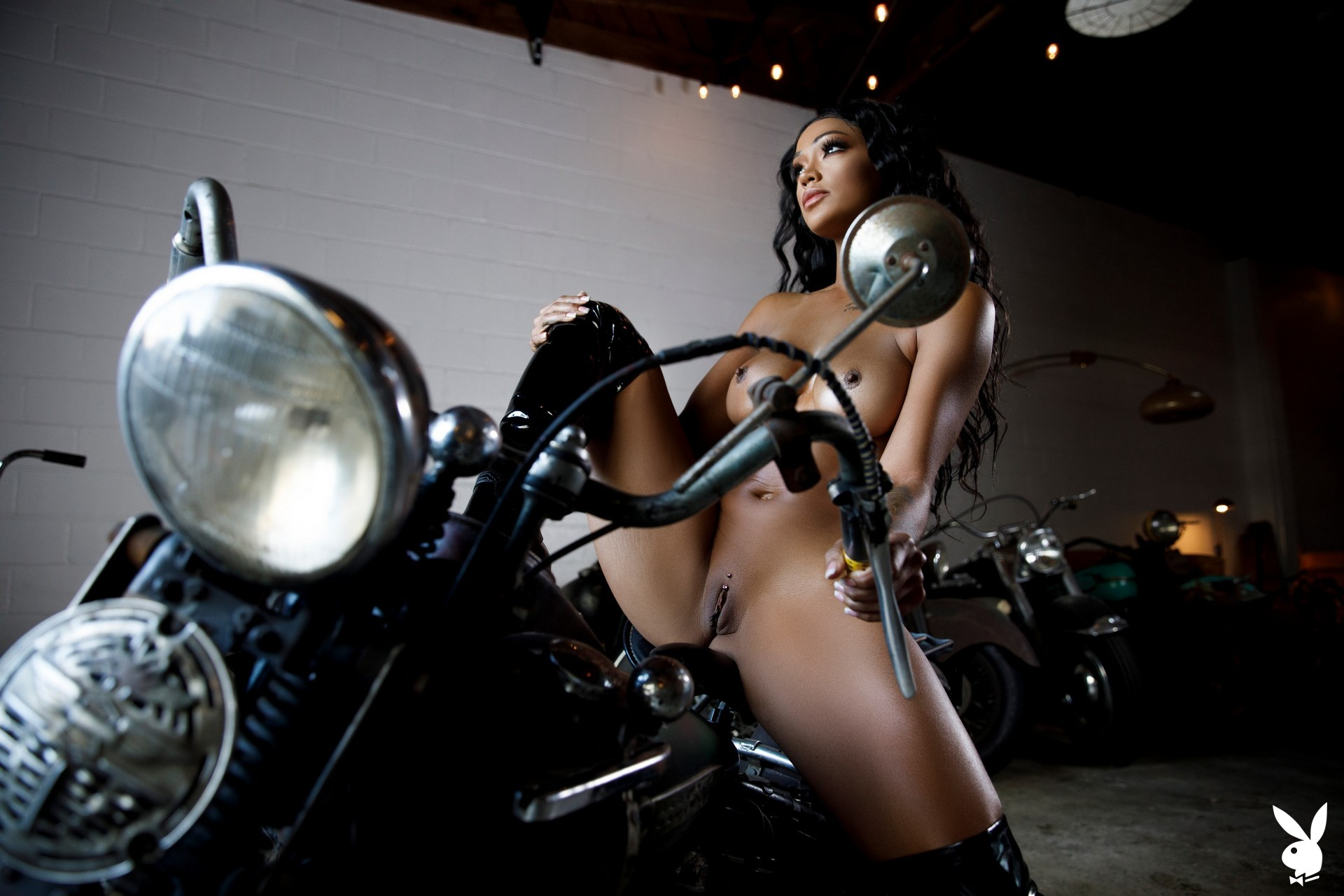 Harley Dean In Biker Chic Playboy Plus (30)
