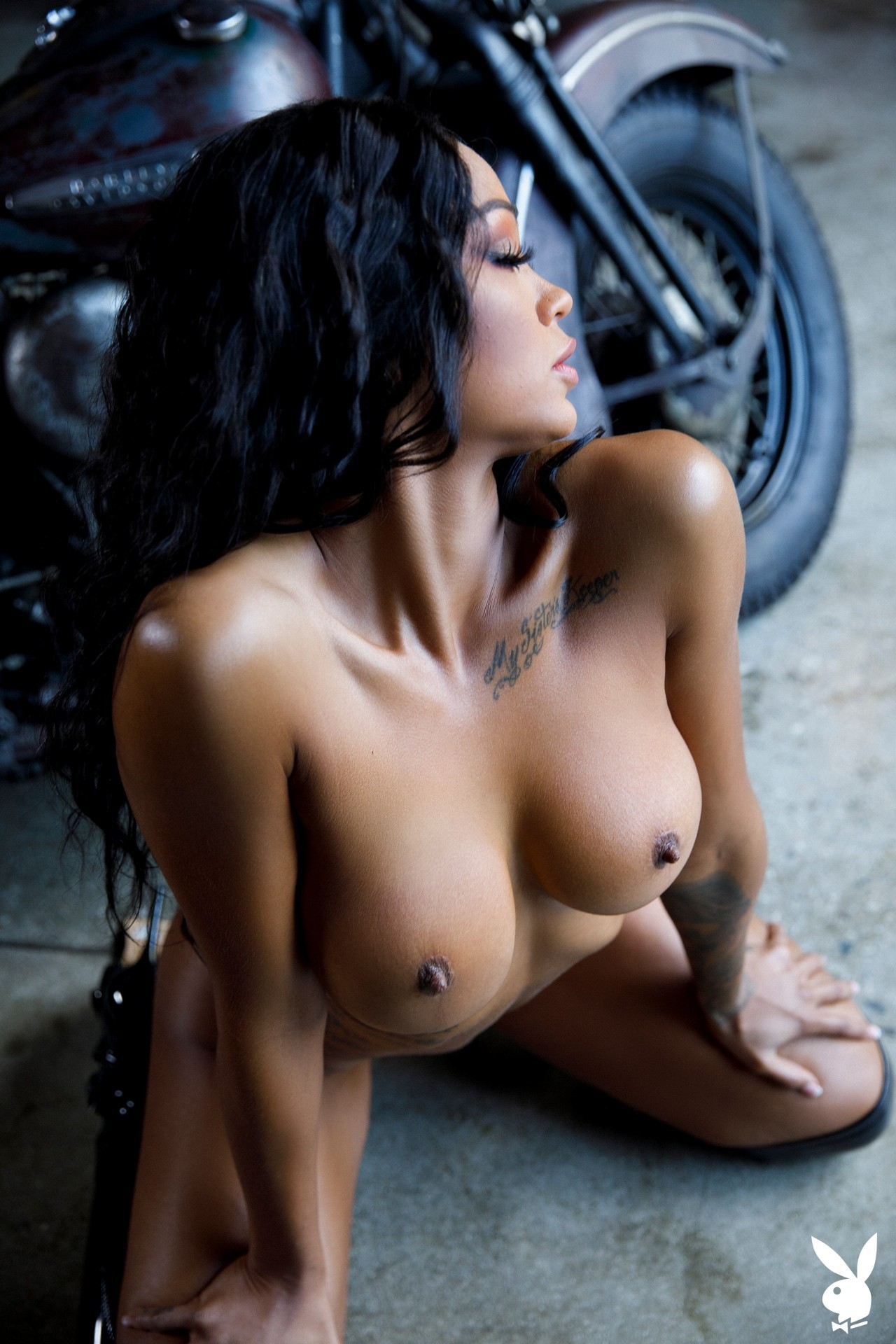 Harley Dean In Biker Chic Playboy Plus (37)