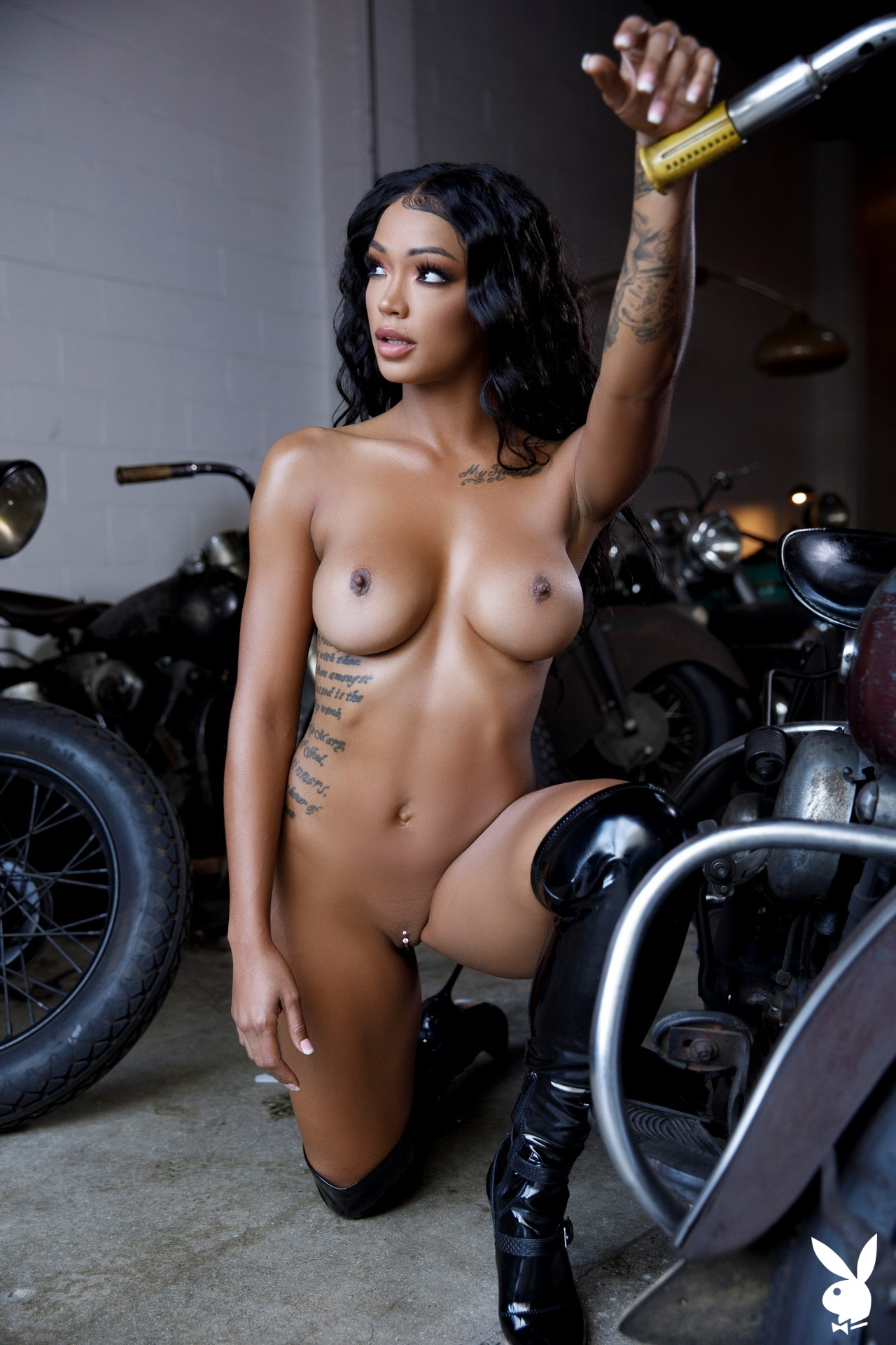 Harley Dean In Biker Chic Playboy Plus (44)