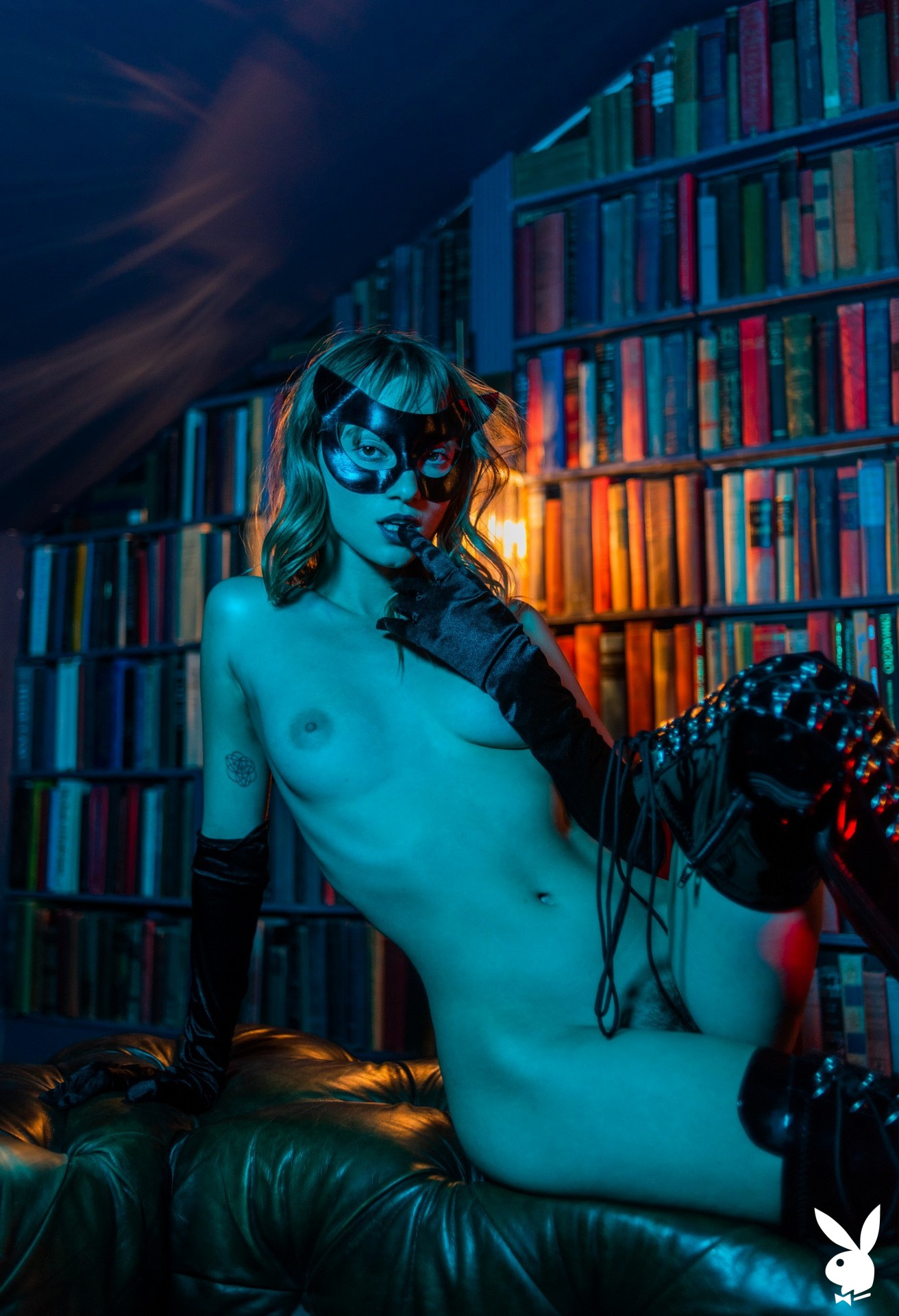 Nastasia Celeste In Dominant Nature Playboy Plus (20)