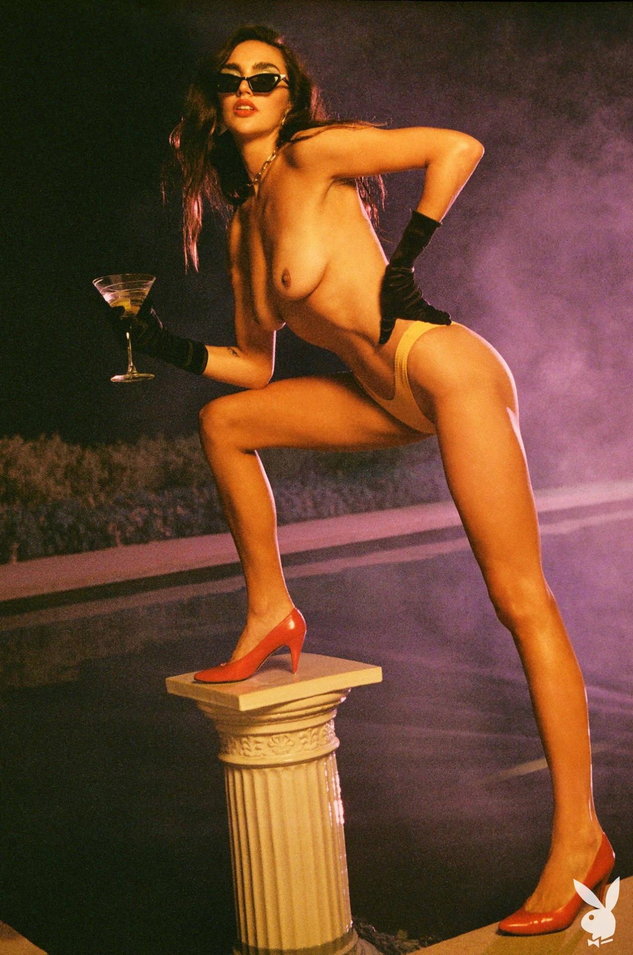 Playmate Spring 2001 Hailee Lautenbach 0016