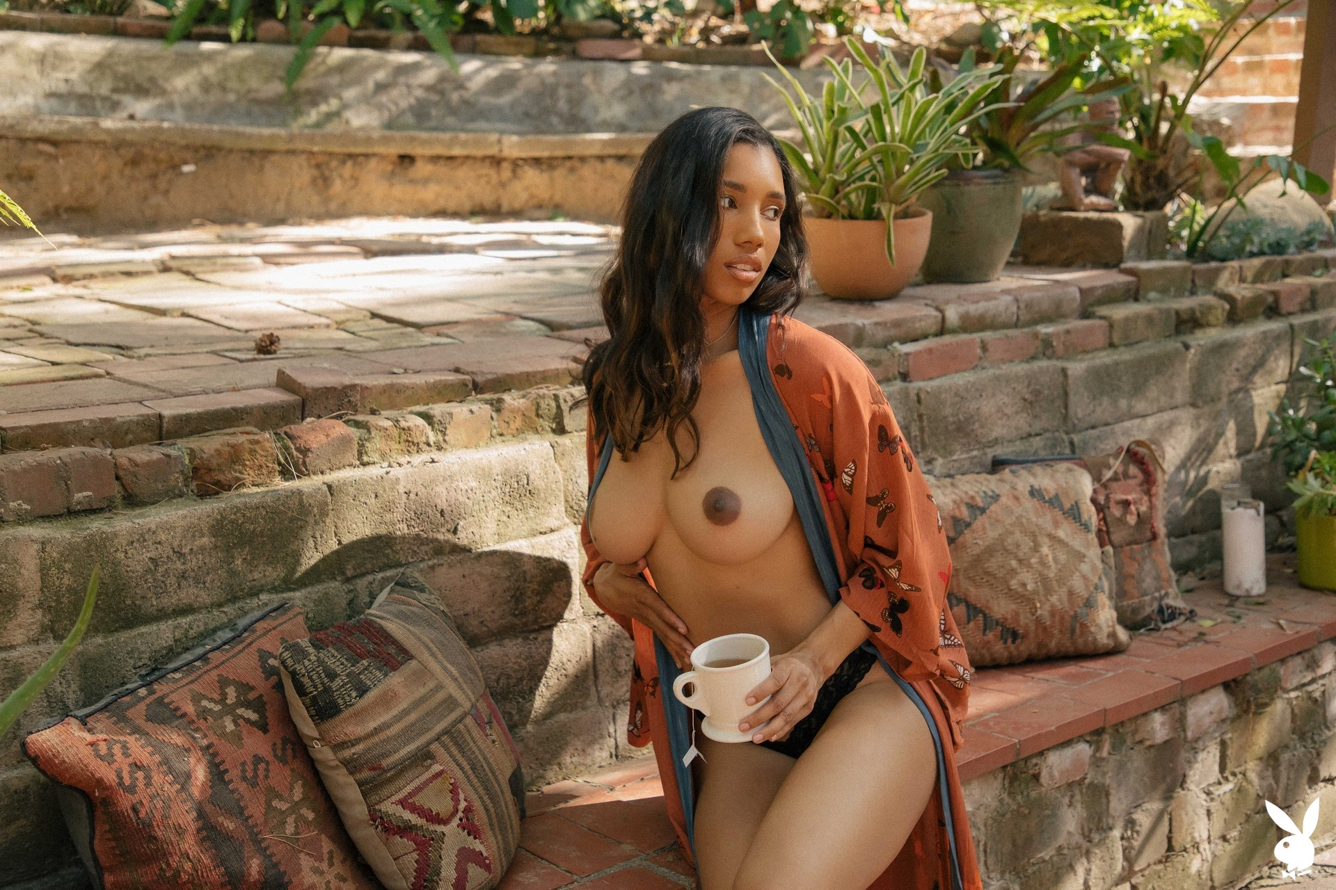 Brookliyn In Natural Connection Playboy Plus (8)