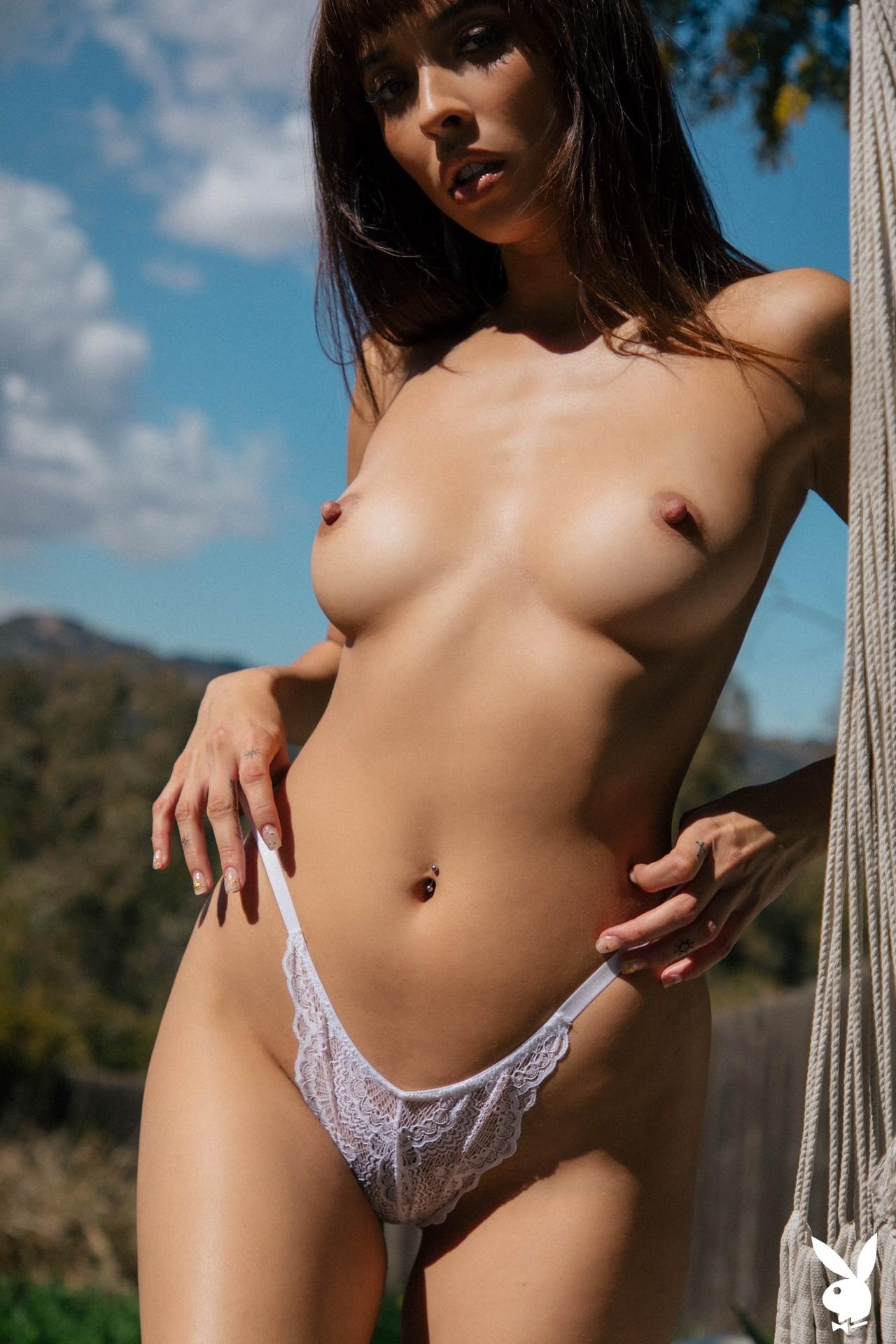 Steph In California Breeze Playboy Plus (14)