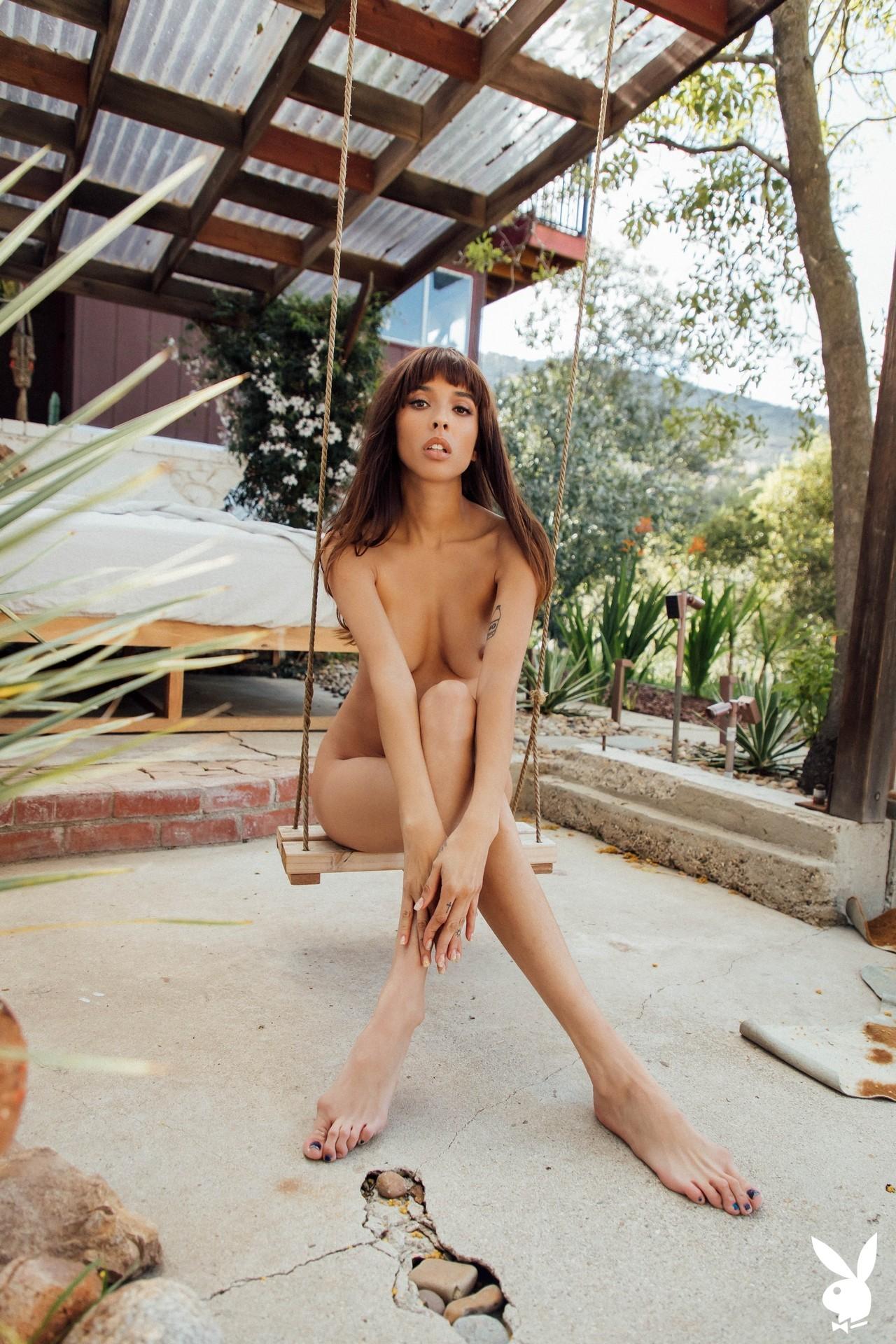 Steph In California Breeze Playboy Plus (21)