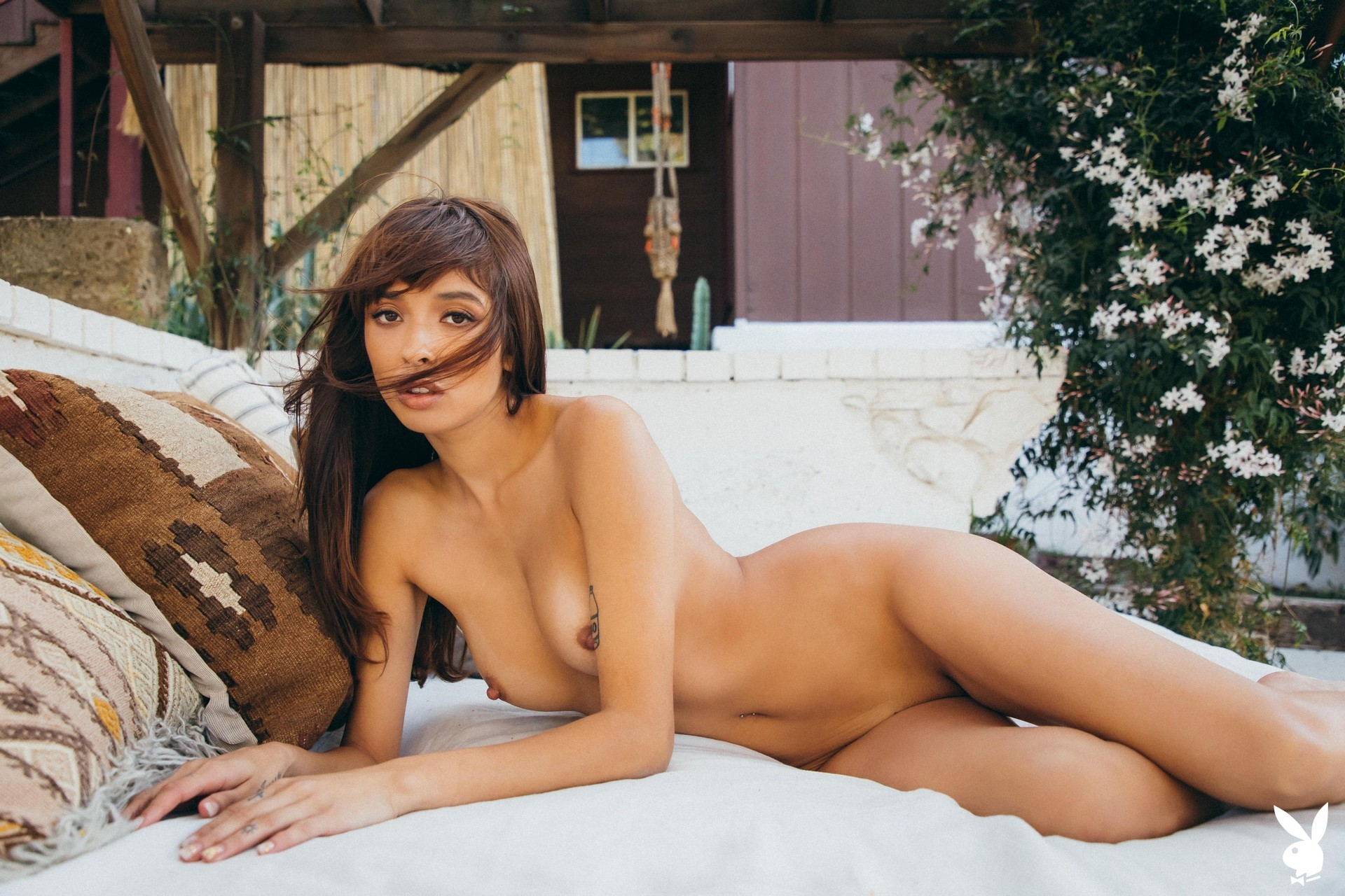 Steph In California Breeze Playboy Plus (24)