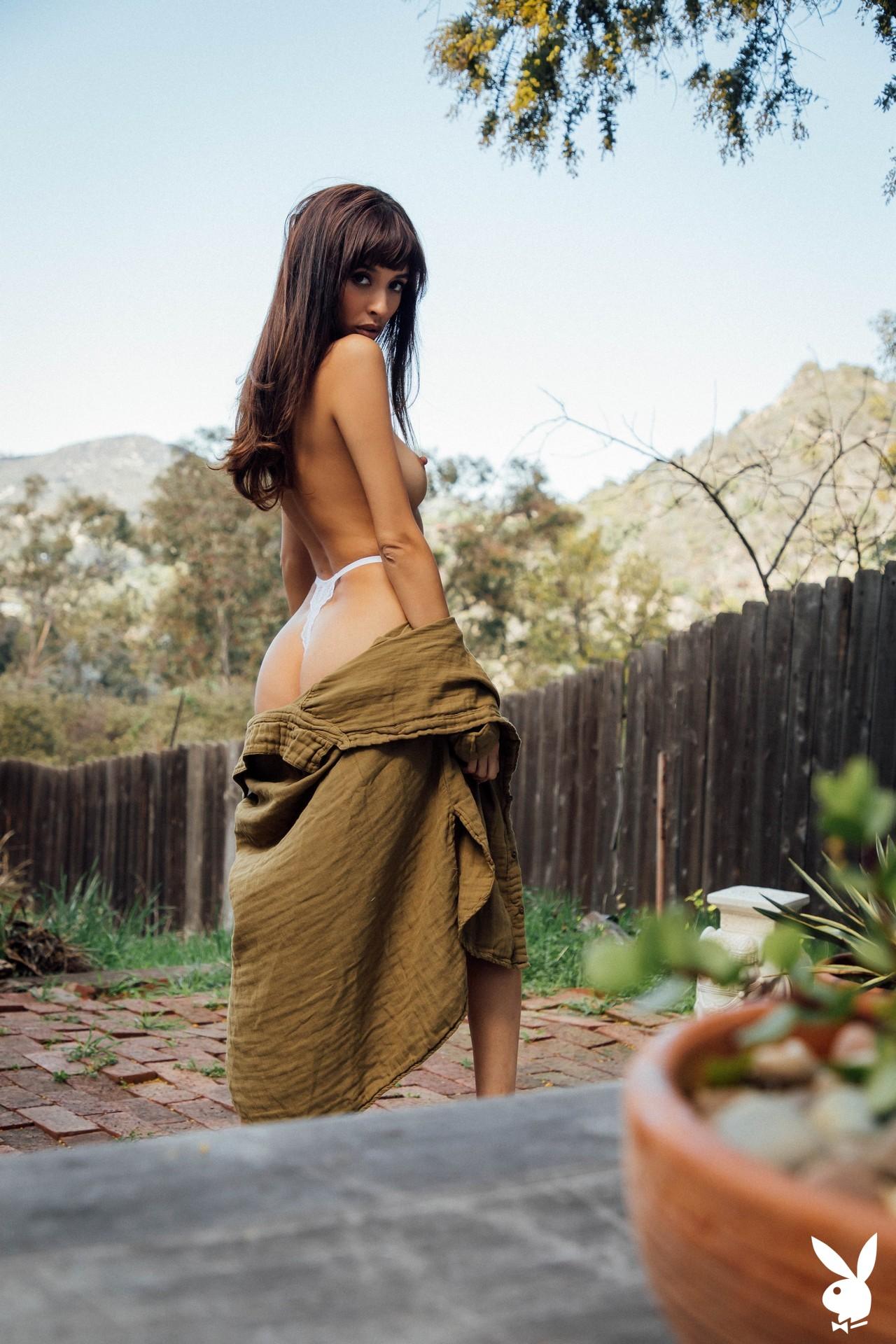 Steph In California Breeze Playboy Plus (5)