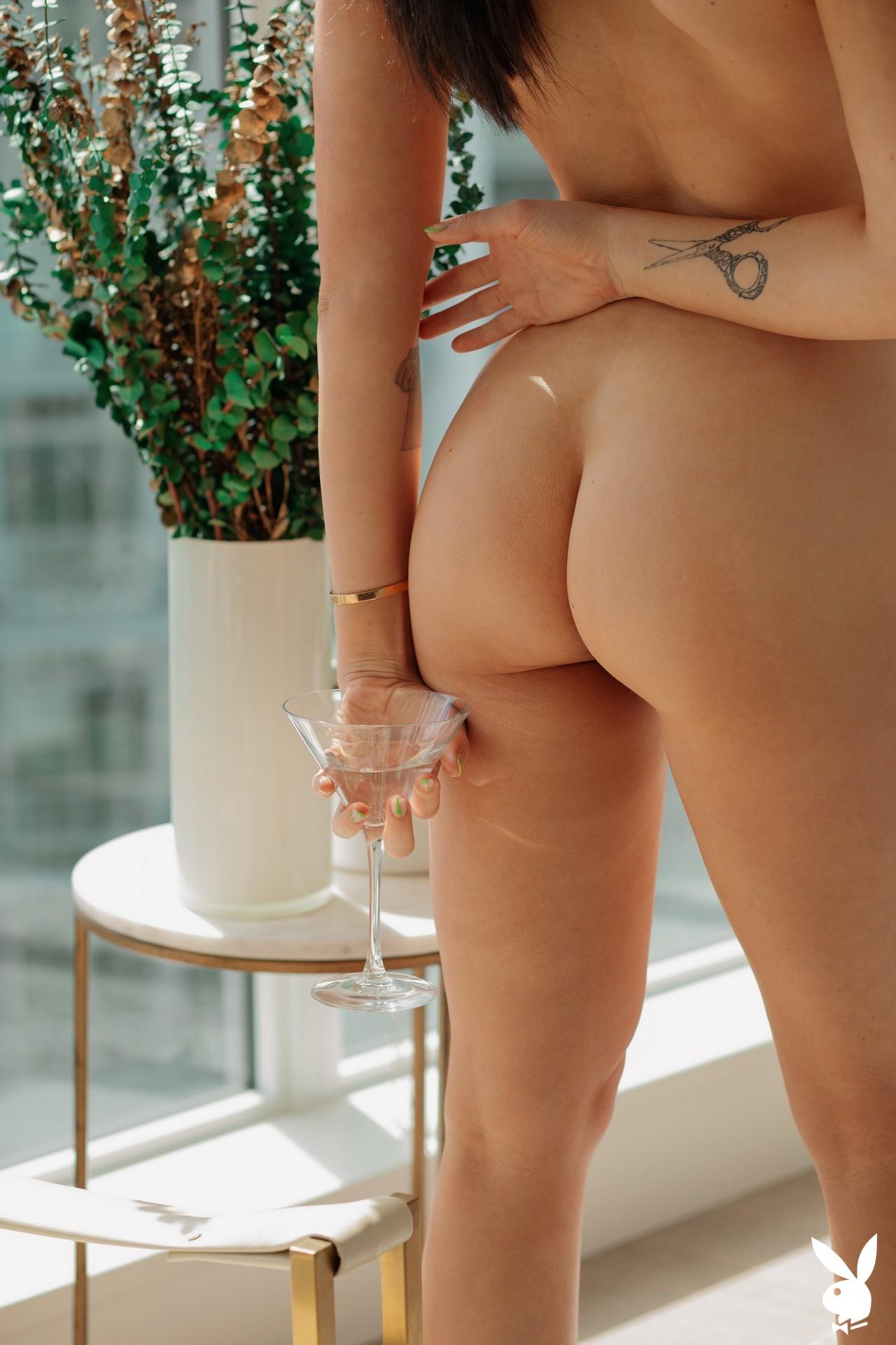 Xris Kovtos In Rising High Playboy Plus (26)
